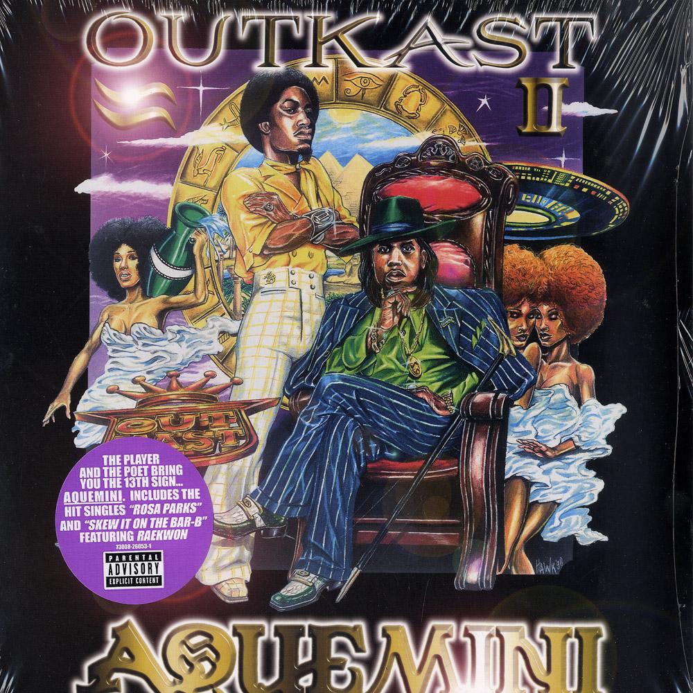 Outkast - AQUEMINI-DIRTY VERSION