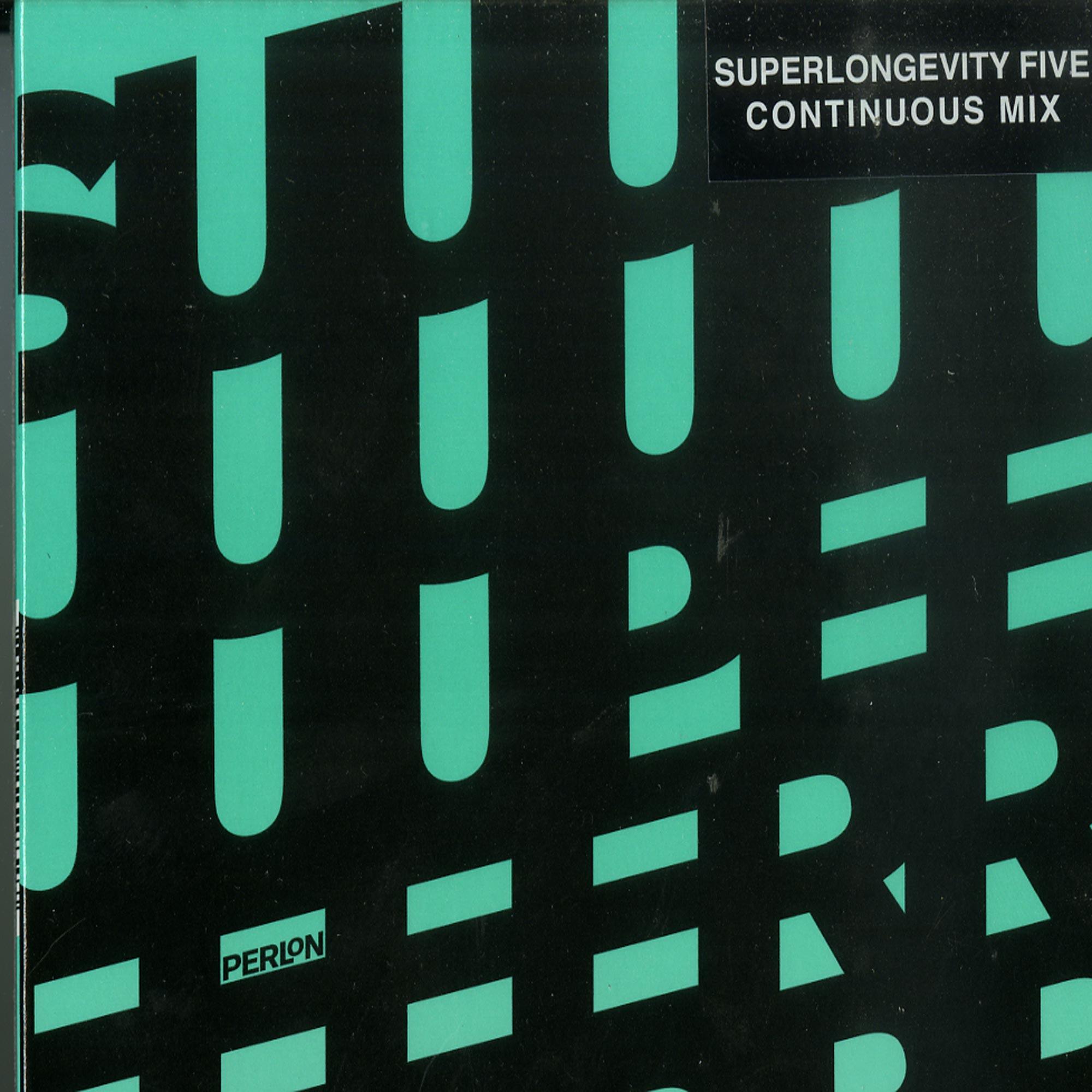Various Artists - SUPERLONGEVITY -THE COMPILATION VOL.5