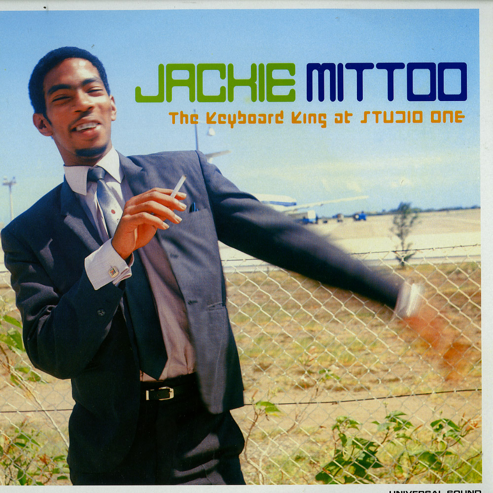 Jackie Mittoo - THE KEYBOARD KING AT STUDIO ONE