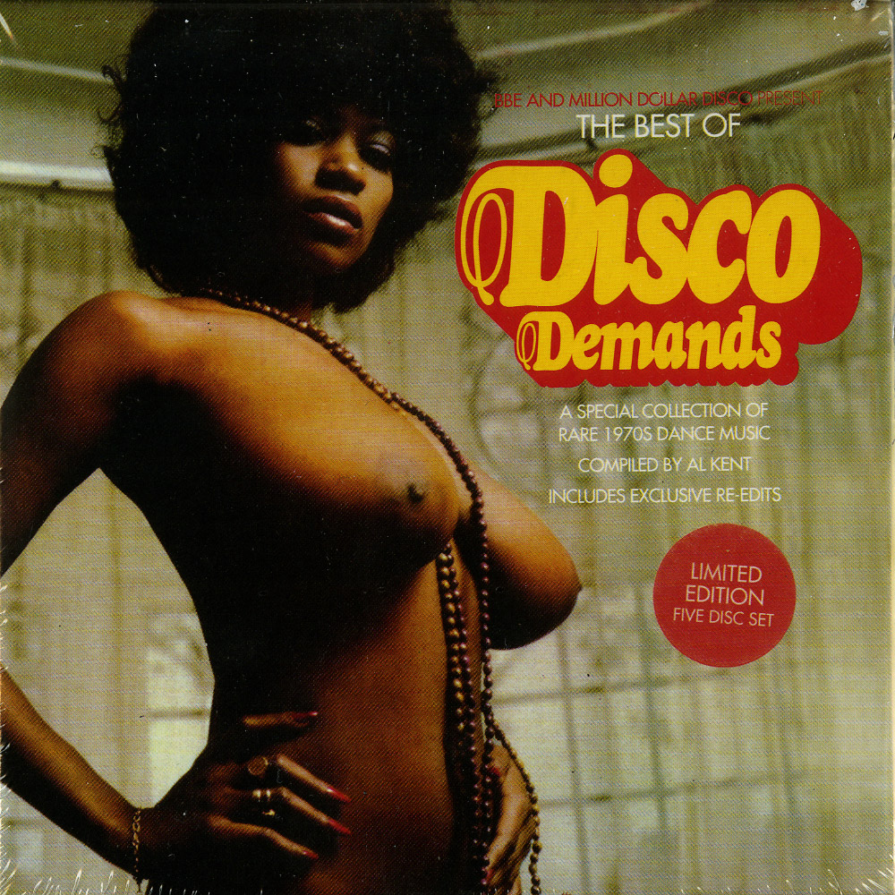 Various Artists - THE BEST OF DISCO DEMANDS COMPILED BY AL KENT