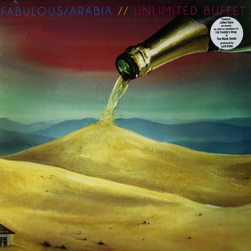 Fabulous / Arabia - UNLIMITED BUFFET