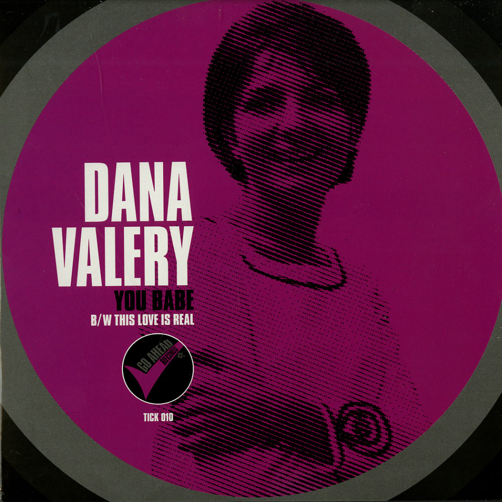 Dana Valery - YOU BABE / THIS LOVE IS REAL