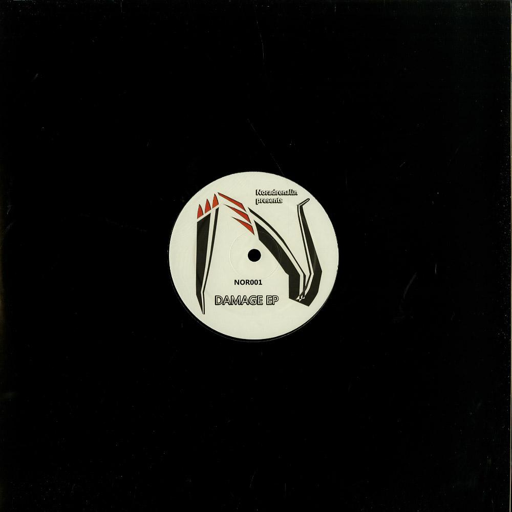 Steve Mills / Noradrenalin / Rene Reiter - DAMAGE EP