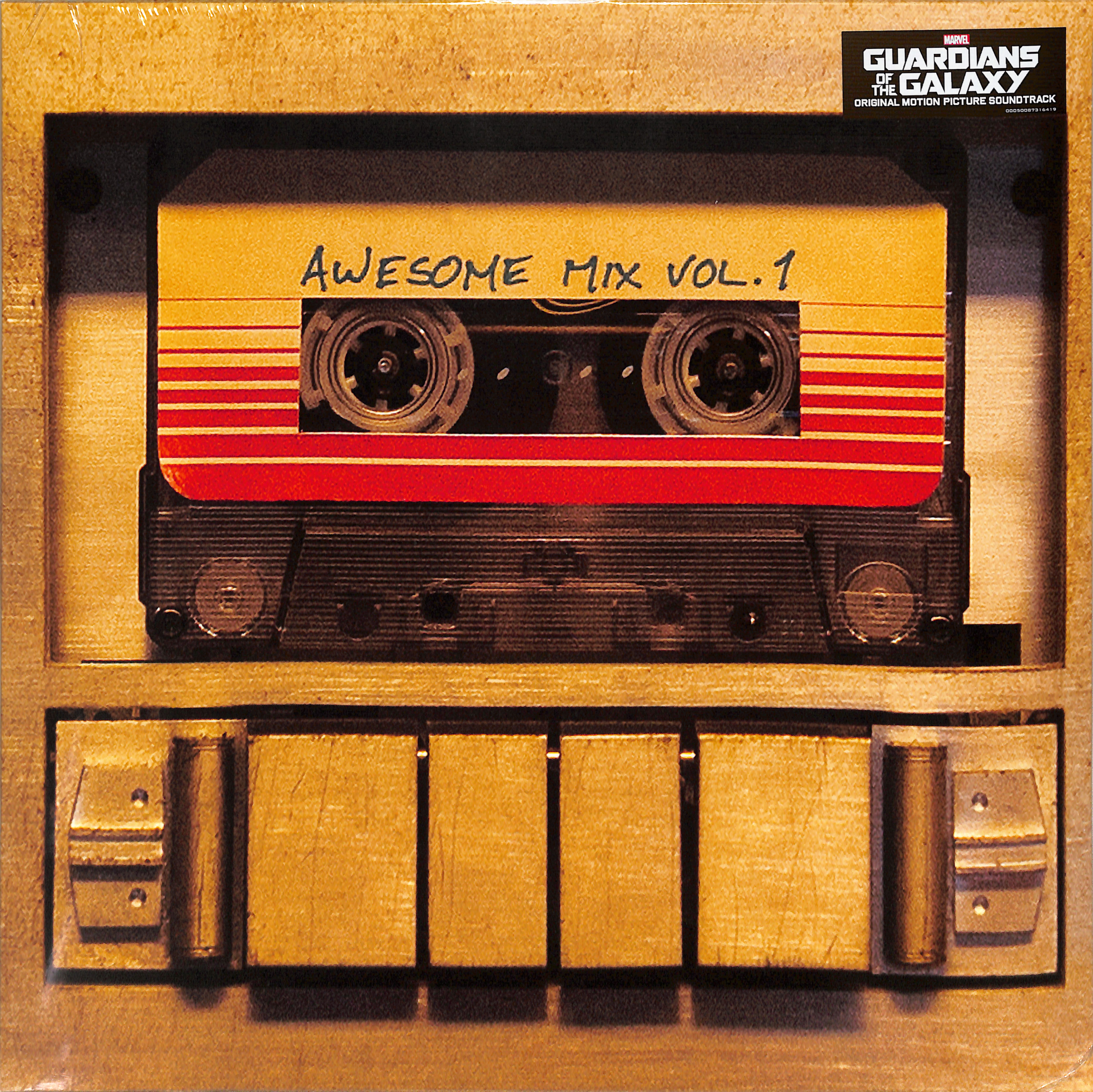 Various Artists - GUARDIANS OF THE GALAXY - AWESOME MIX VOL. 1