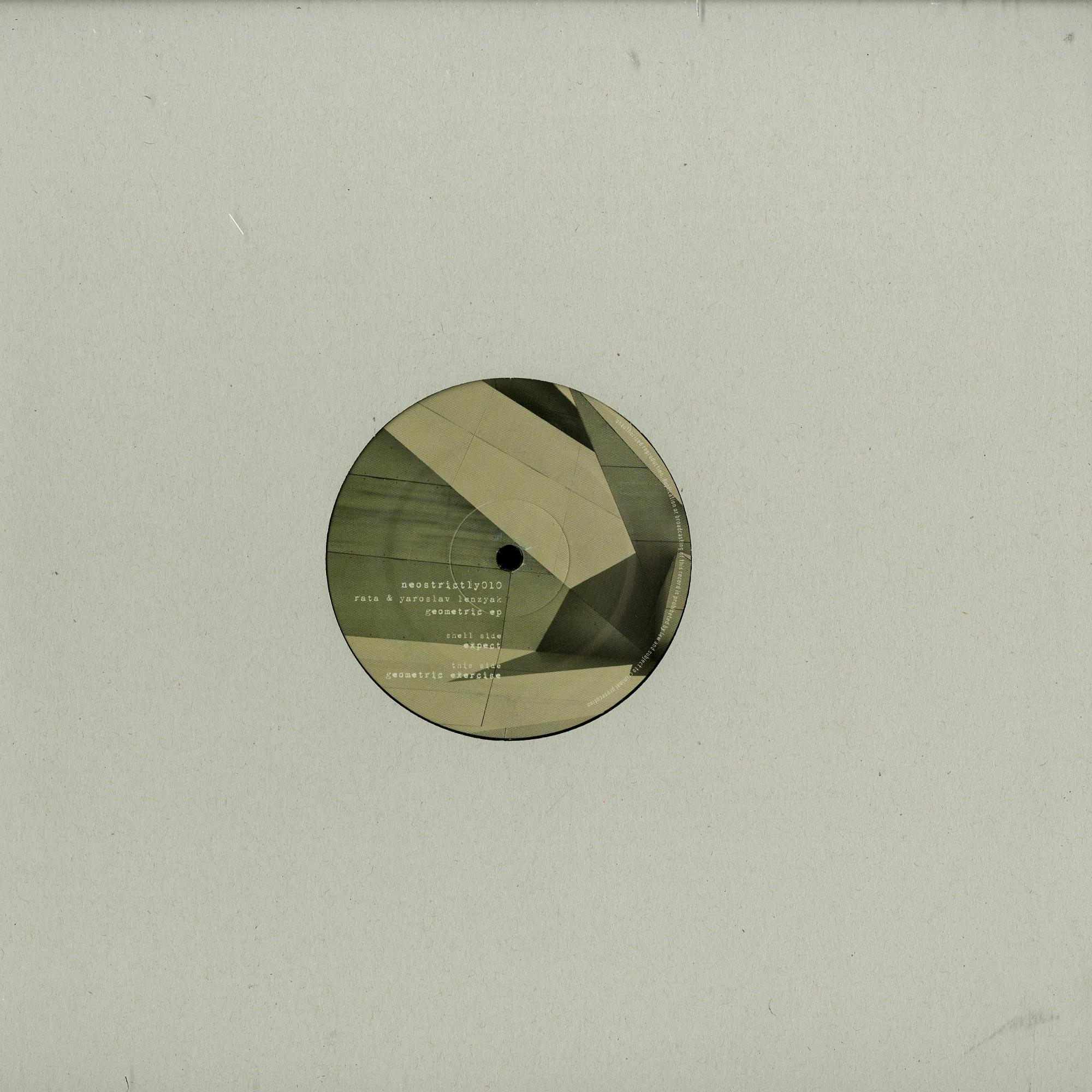 Rata & Yaroslav Lenzyak - GEOMETRIC EP