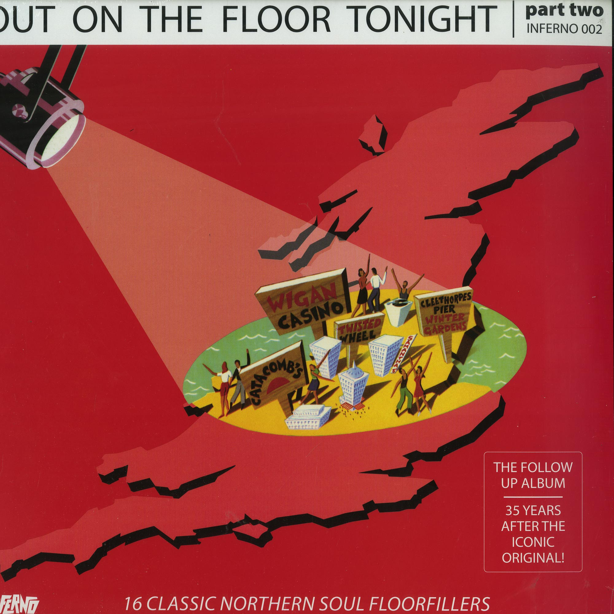 Various Artists - OUT ON THE FLOOR - PART 2