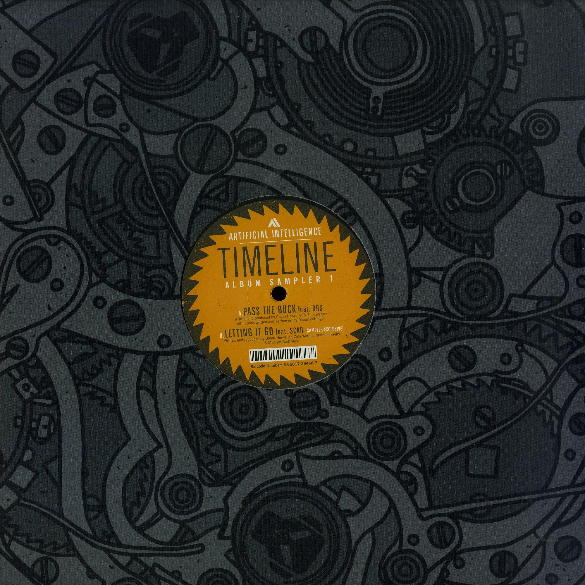 Artificial Intelligence - TIMELINE ALBUM SAMPLER 1