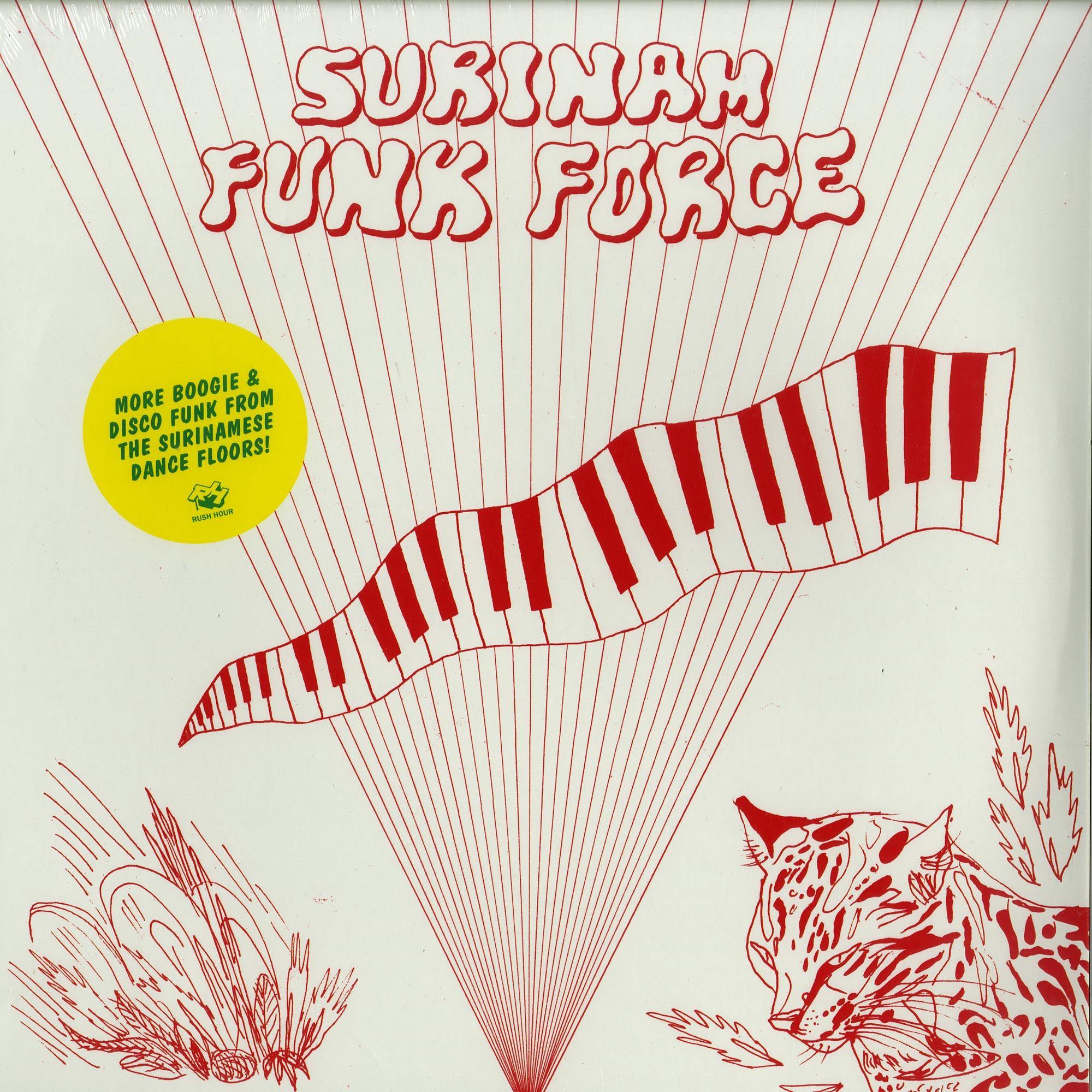 Various Artists - SURINAM FUNK FORCE