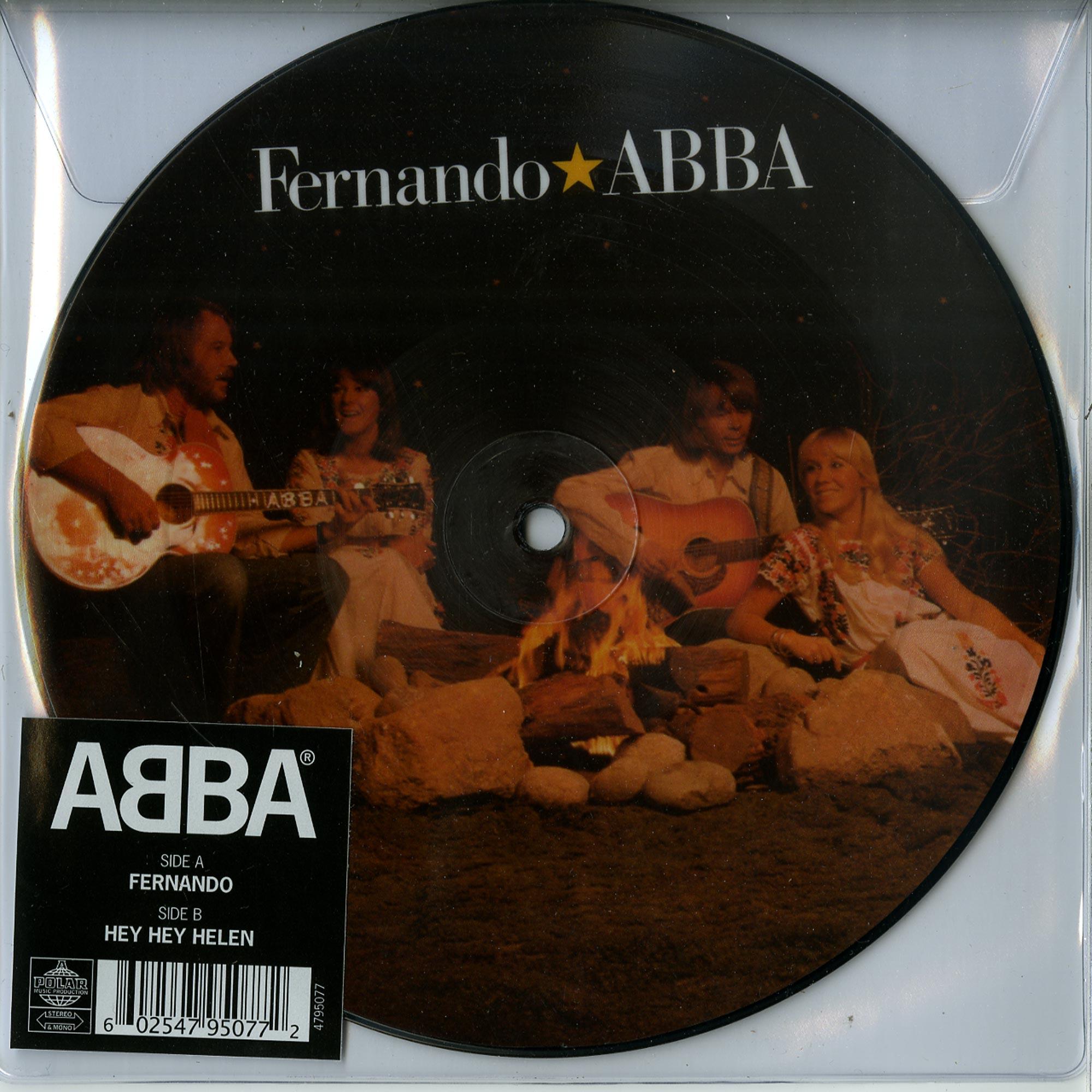 Abba - FERNANDO / HEY HEY HELEN