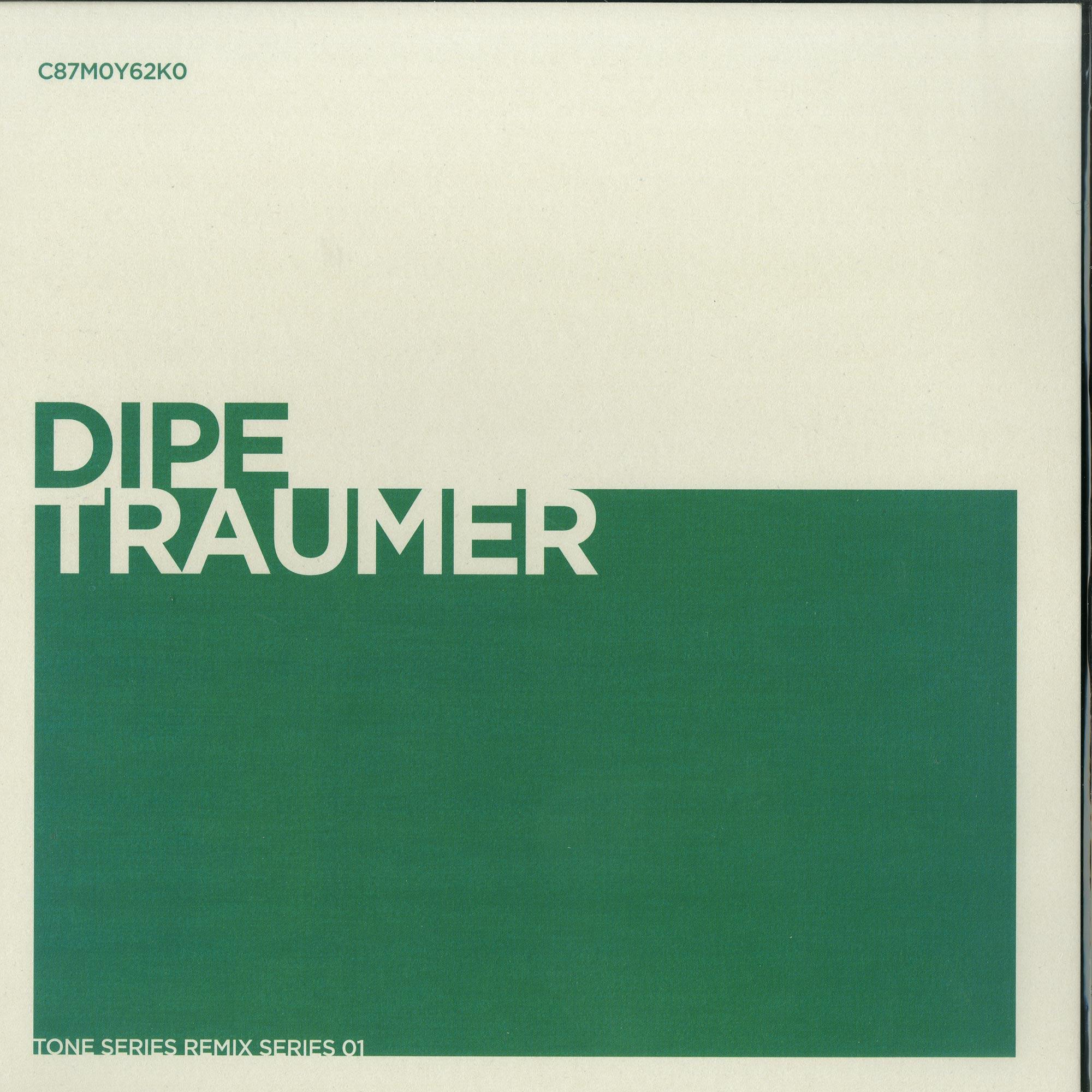 Tone Series - TRAUMER & TOMOKI TAMURA REMIXES