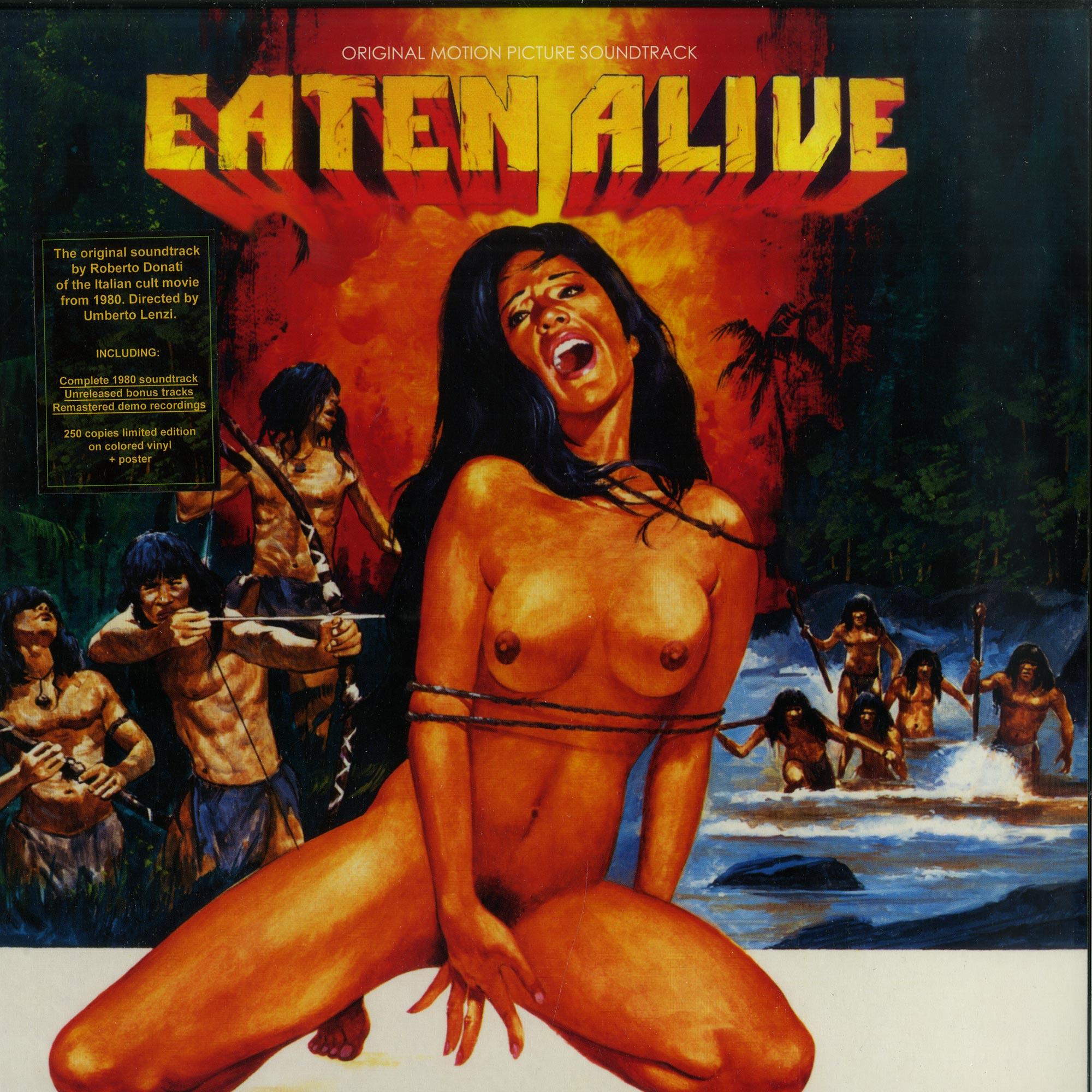 Roberto Donati - EATEN ALIVE! O.S.T.