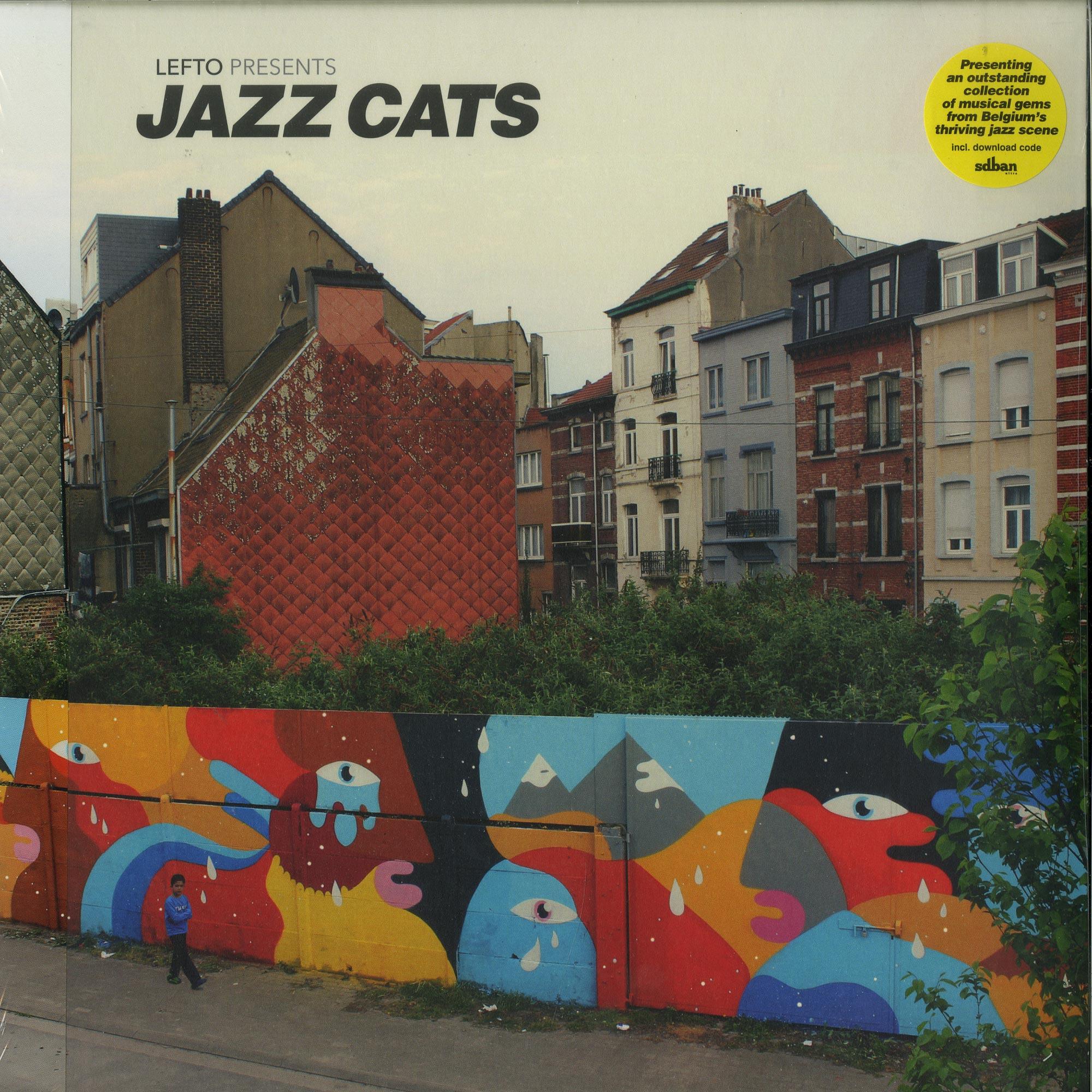 Various Artists - LEFTO PRESENTS JAZZ CATS