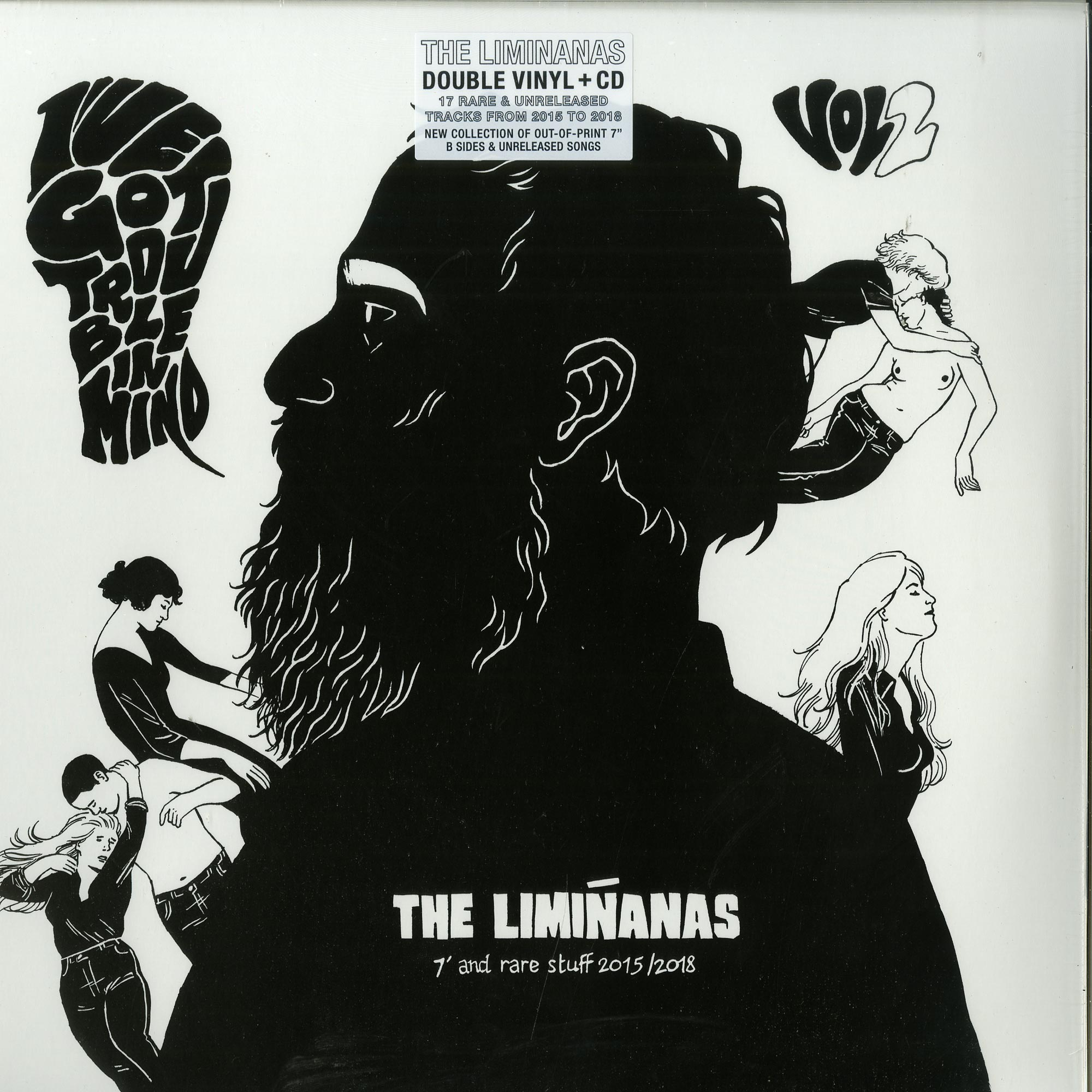 The Liminanas - I VE GOT TROUBLE IN MIND VOL. 2