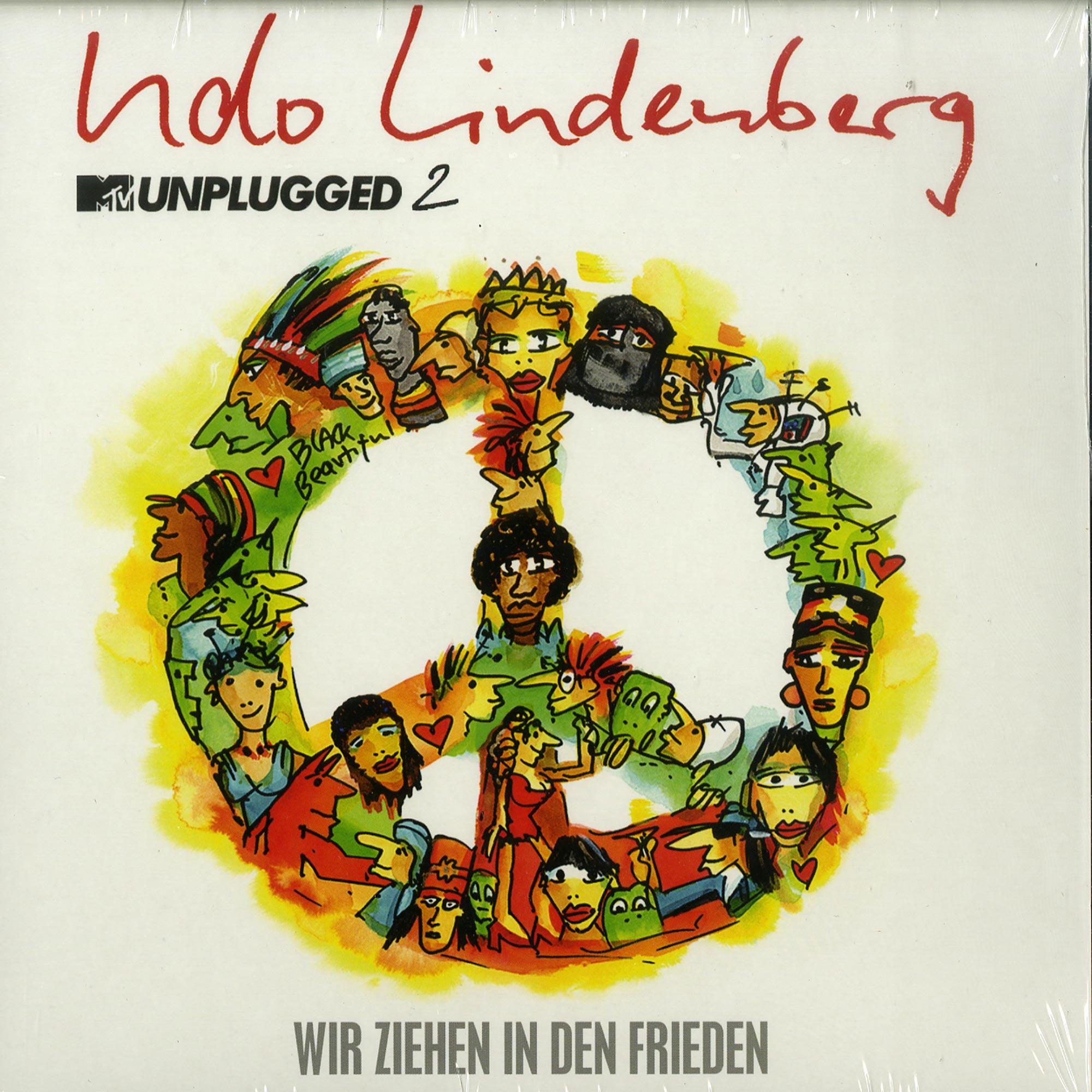 Udo Lindenberg - WIR ZIEHEN IN DEN FRIEDEN