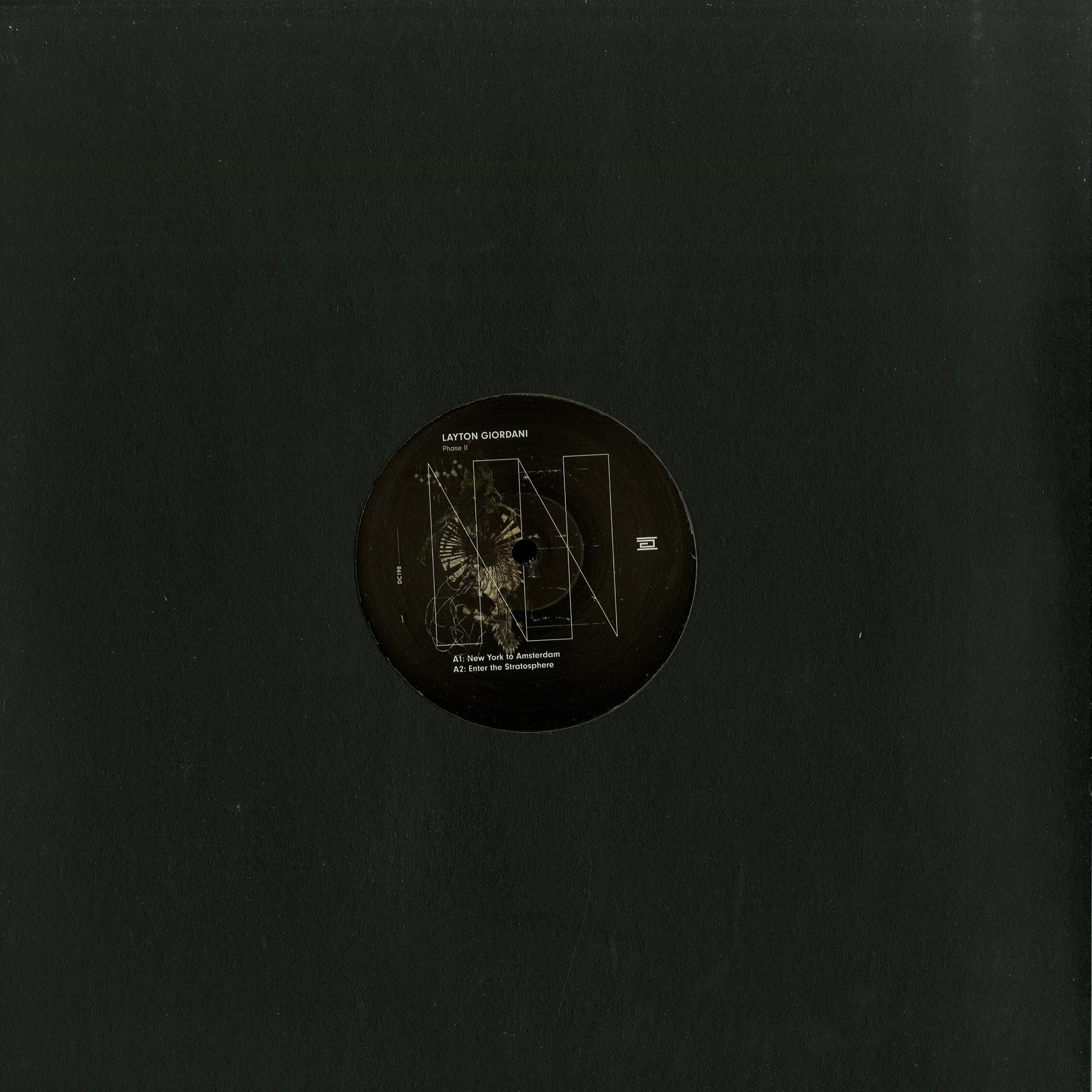 Layton Giordani - PHASE II