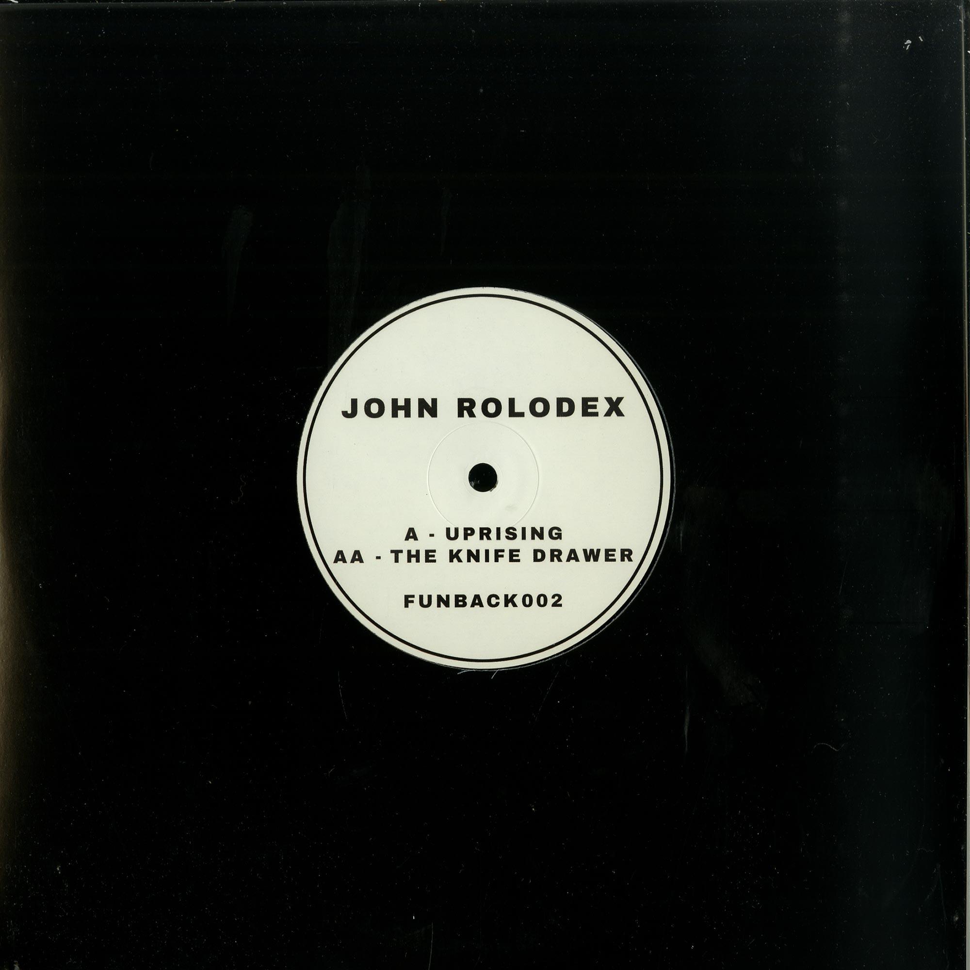John Rolodex - FUNBACK002