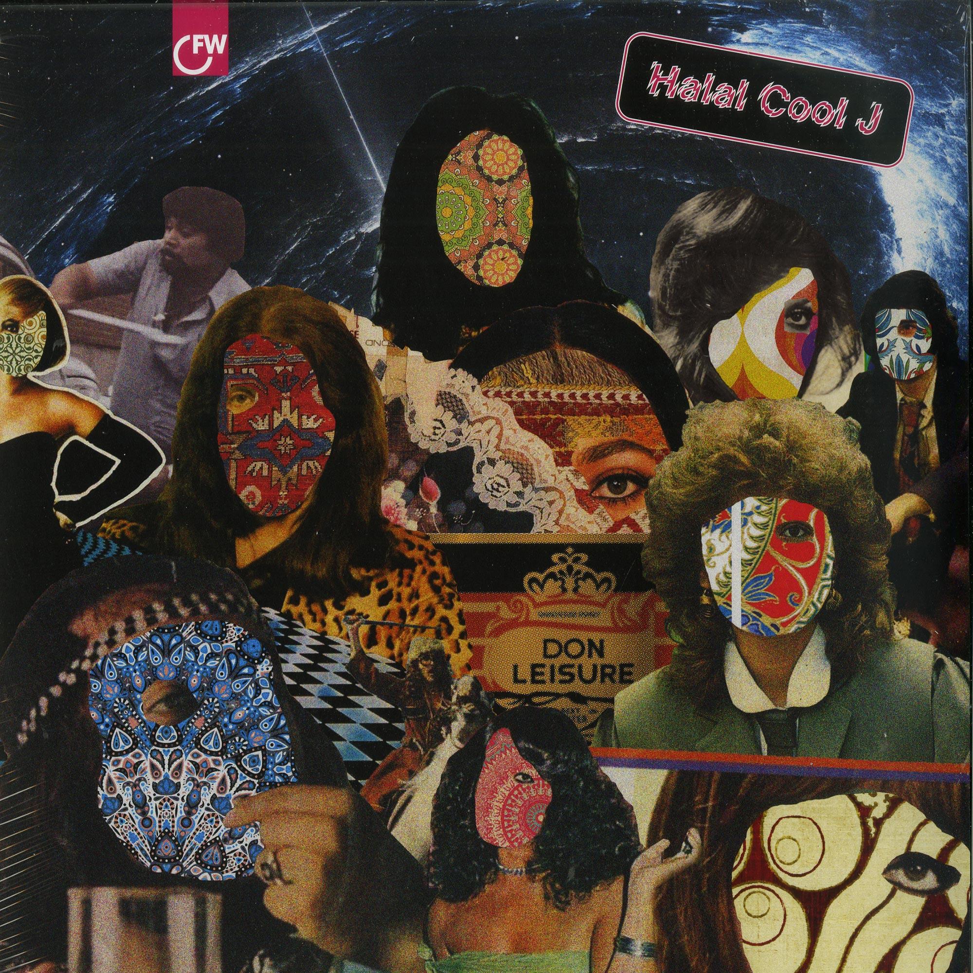 Don Leisure - HALAL COOL J