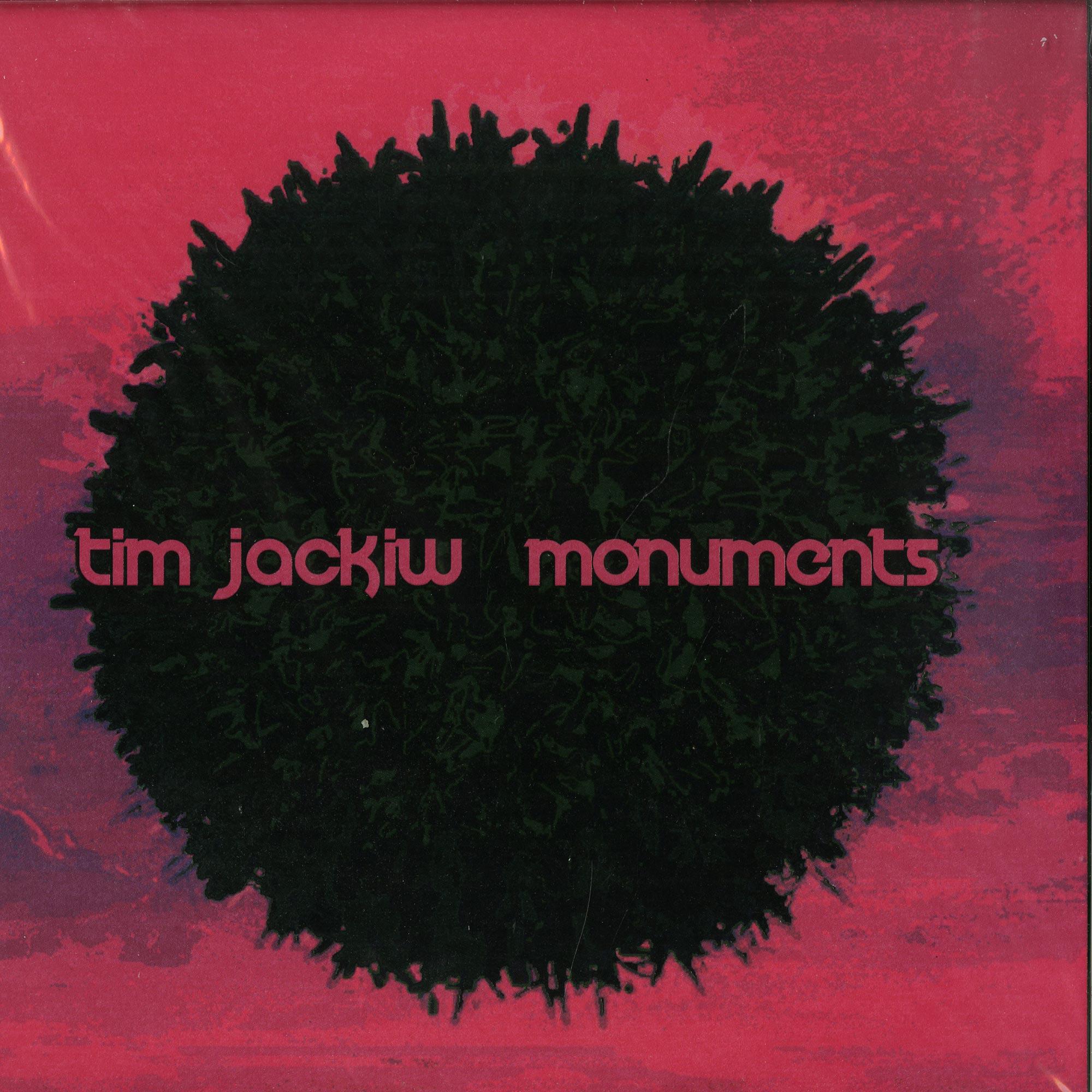 Tim Jackiw - MONUMENTS