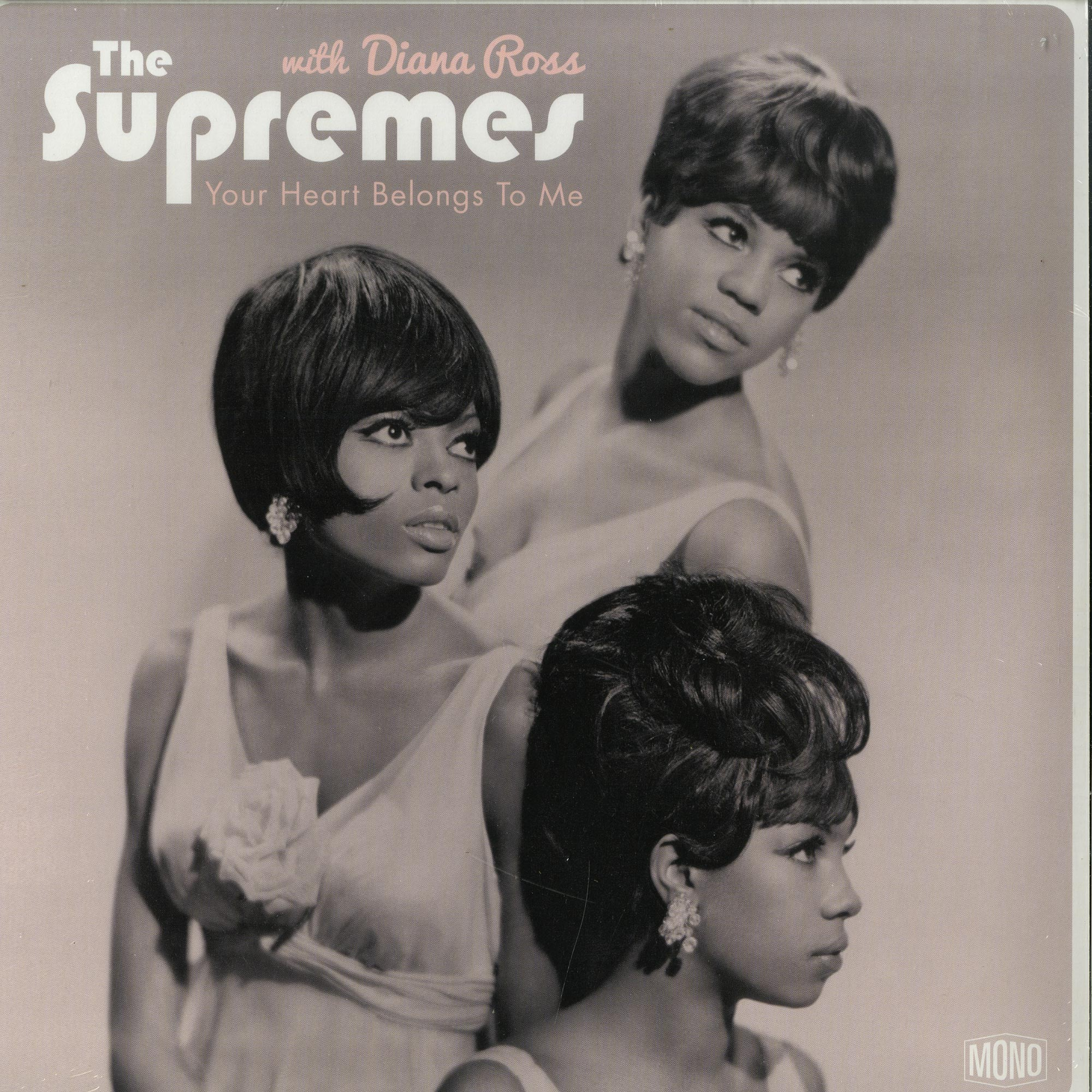 The Supremes with Diana Ross - YOUR HEART BELONGS TO ME