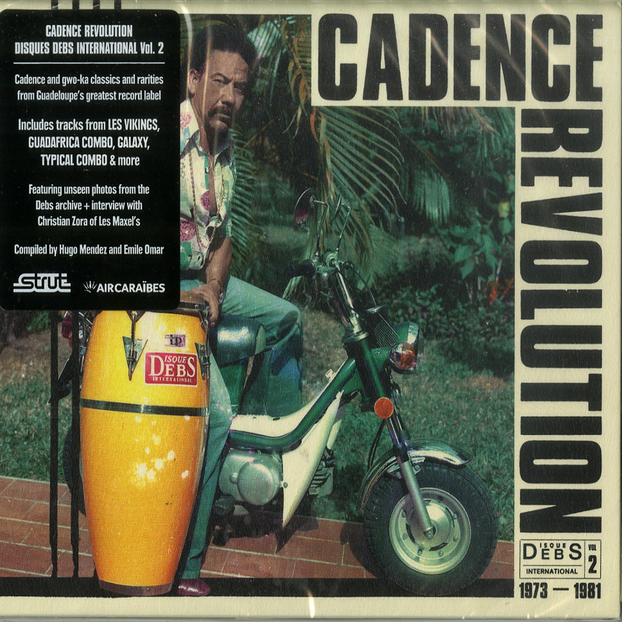 Various Artists - CADENCE REVOLUTION: DISQUES DEBS INTERNATIONAL 2