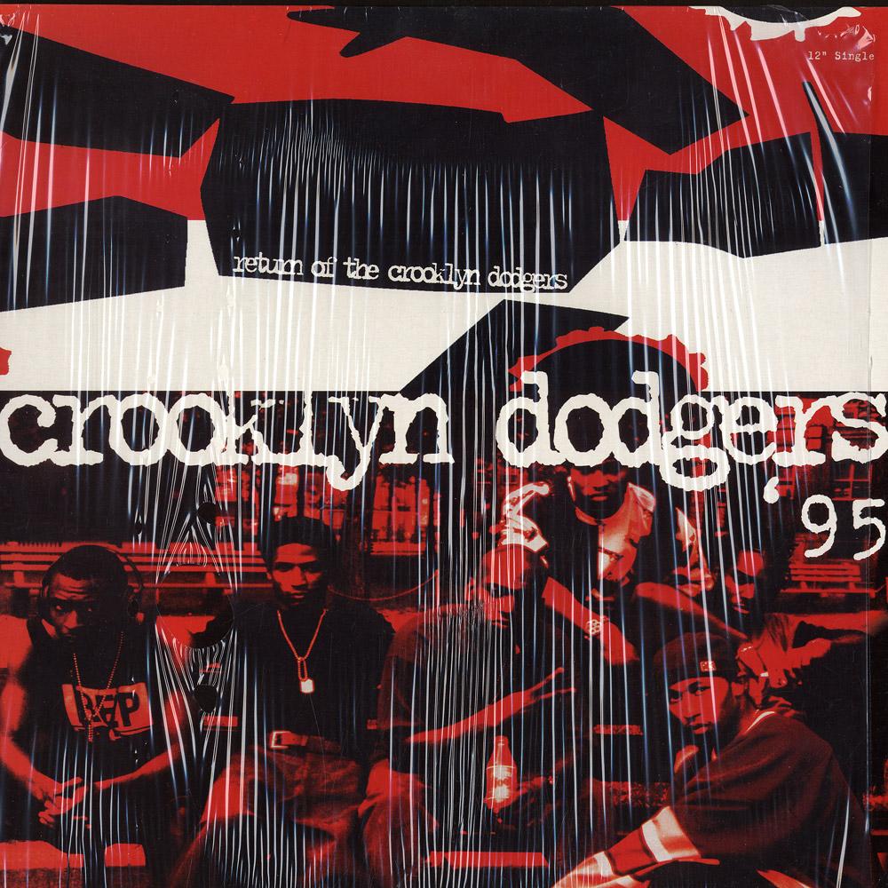 Crooklyn Dodgers 95 - RETURN OF THE CROOKLYN DODGERS