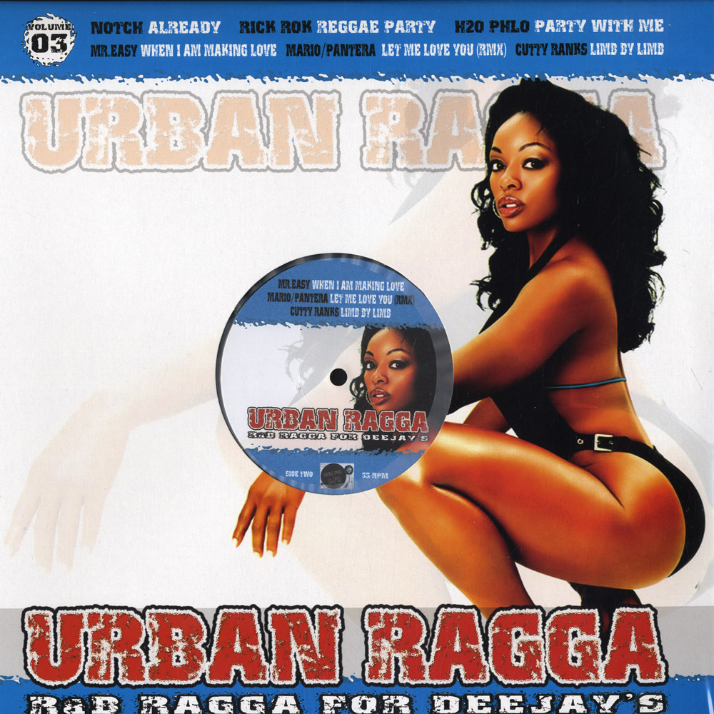 Various - URBAN RAGGA VOL.3