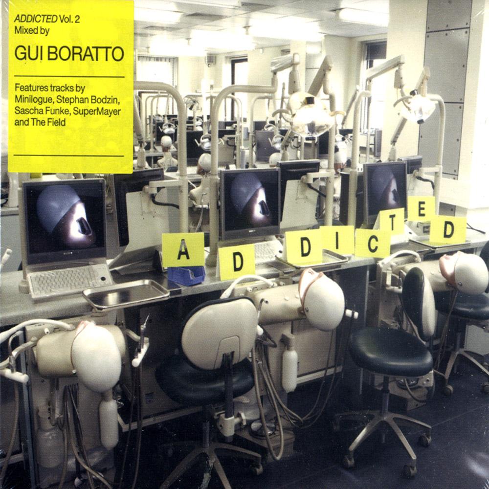 Various / Gui Boratto - ADDICTED VOL. 2