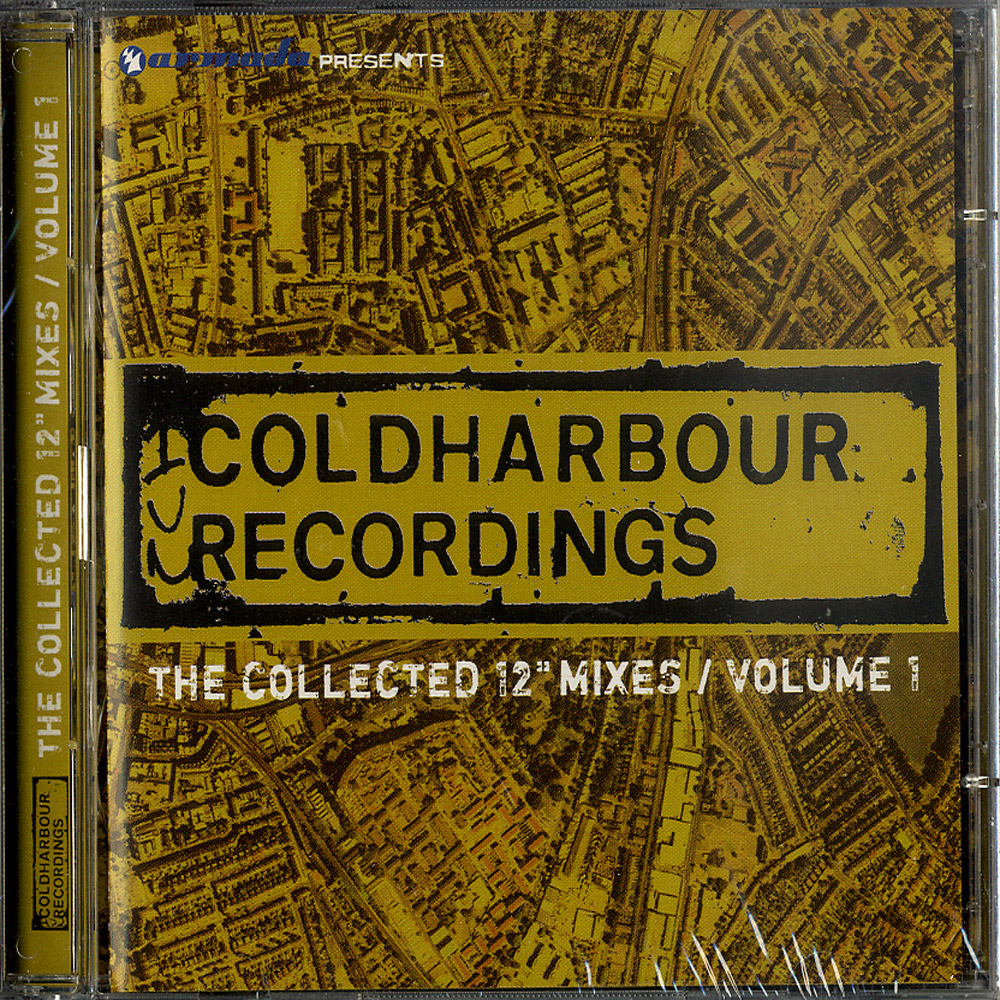 Various Artists - COLDHARBOUR 4 CD DOUBLE PACK