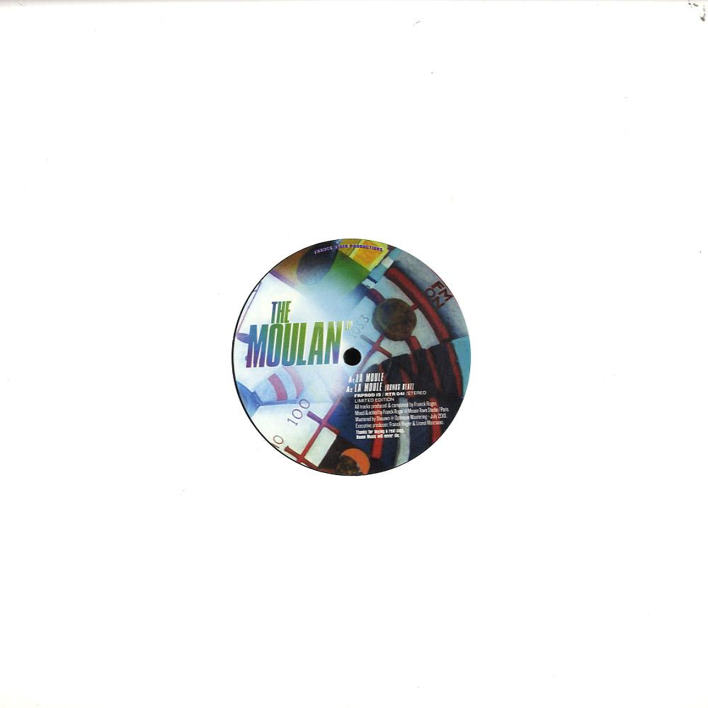 Franck Roger - THE MOULAN EP