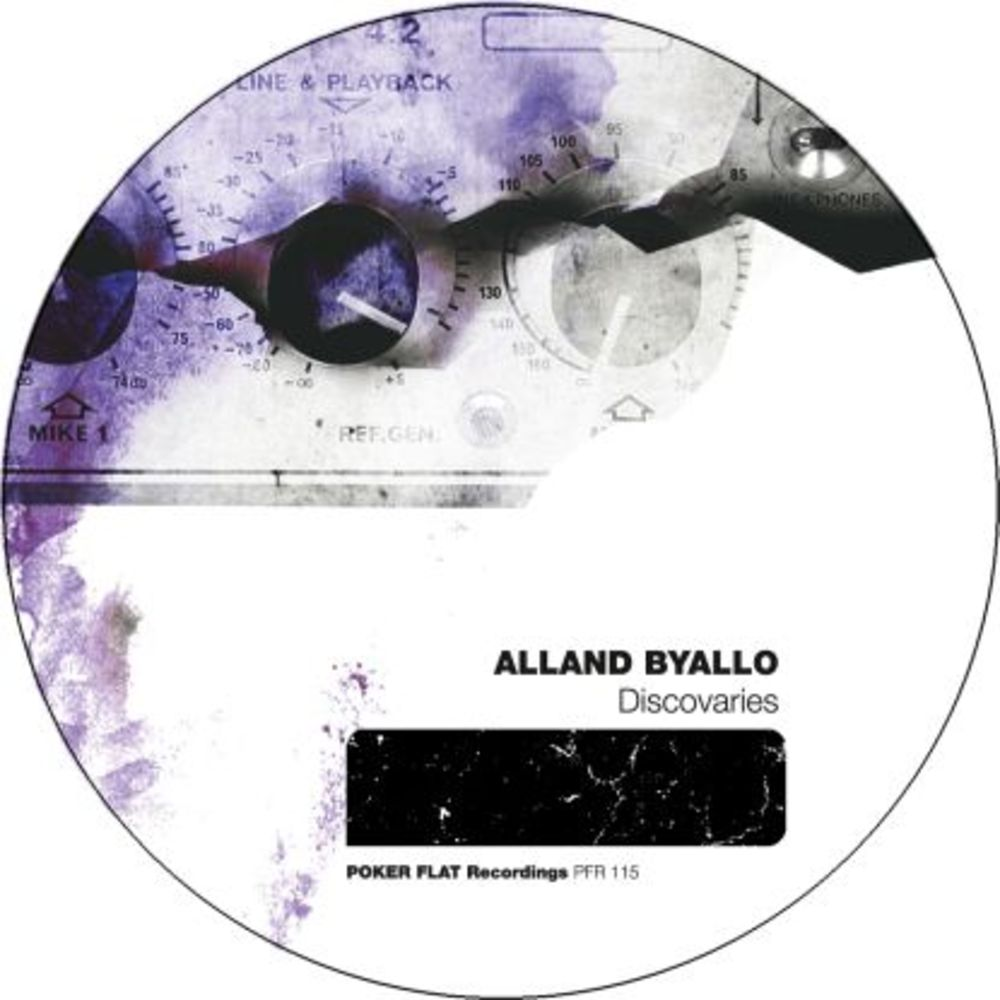 Alland Byallo - DISCOVARIES