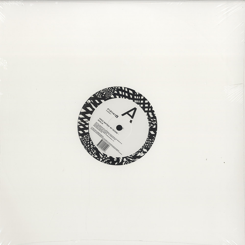 Vince Watson - MY DESIRE / QUALIA