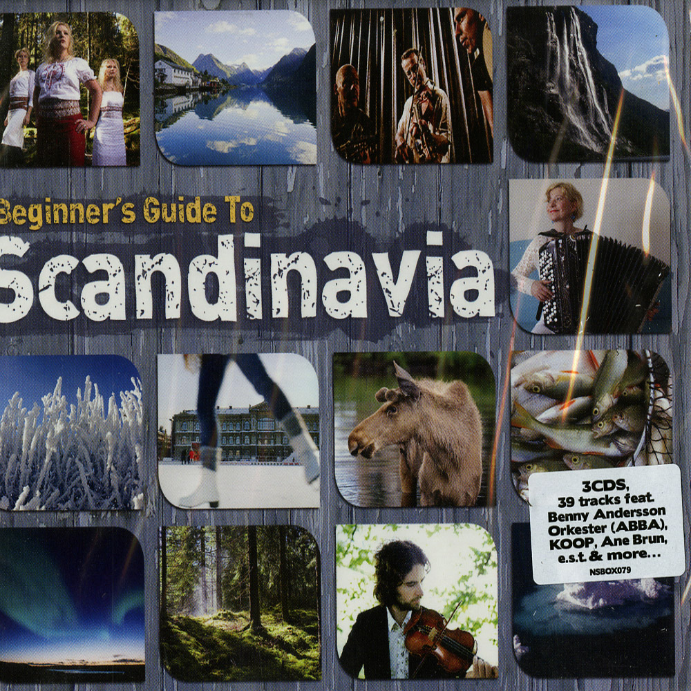 Various Artists - BEGINNERS GUIDE TO SCANDINAVIA