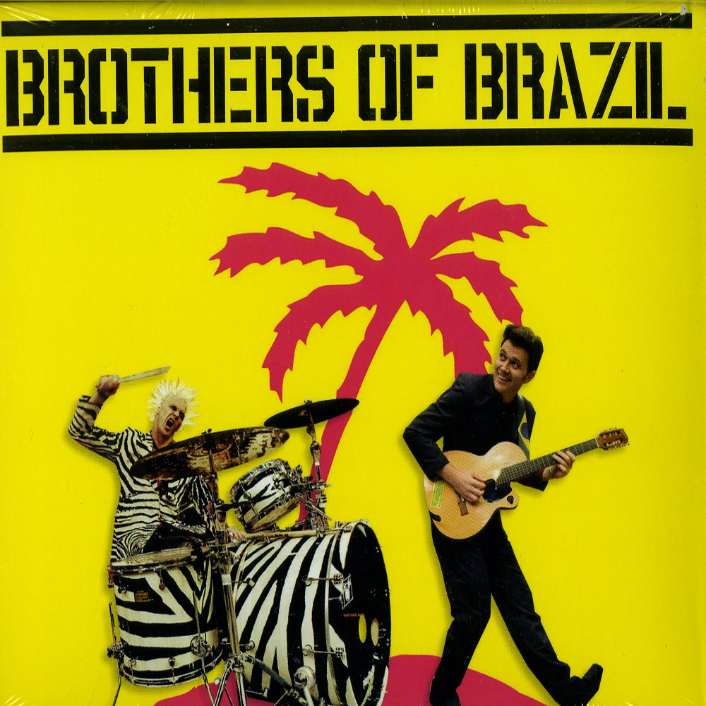 Brothers Of Brazil - BROTHERS OF BRAZIL