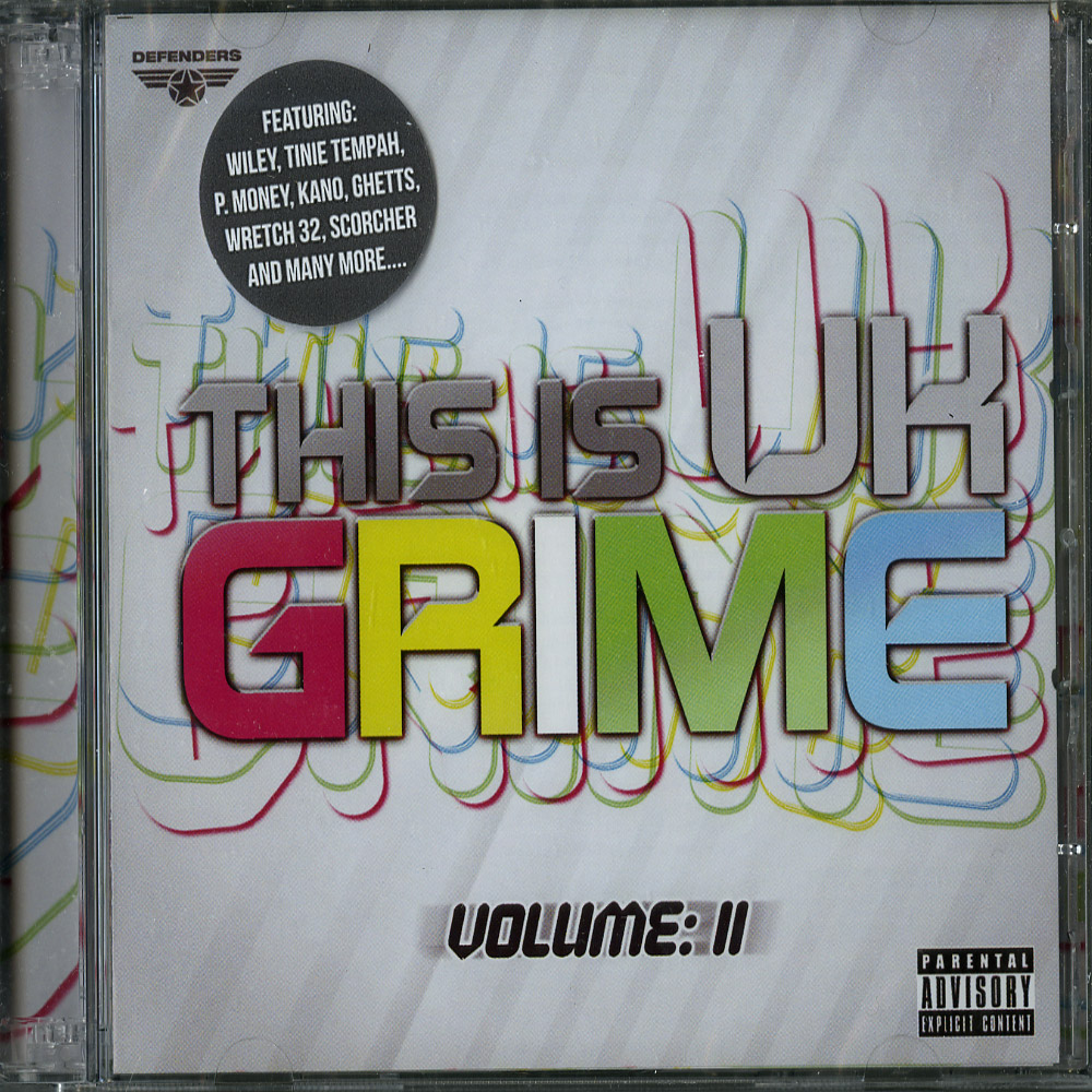 Various Artists - THIS IS UK GRIME