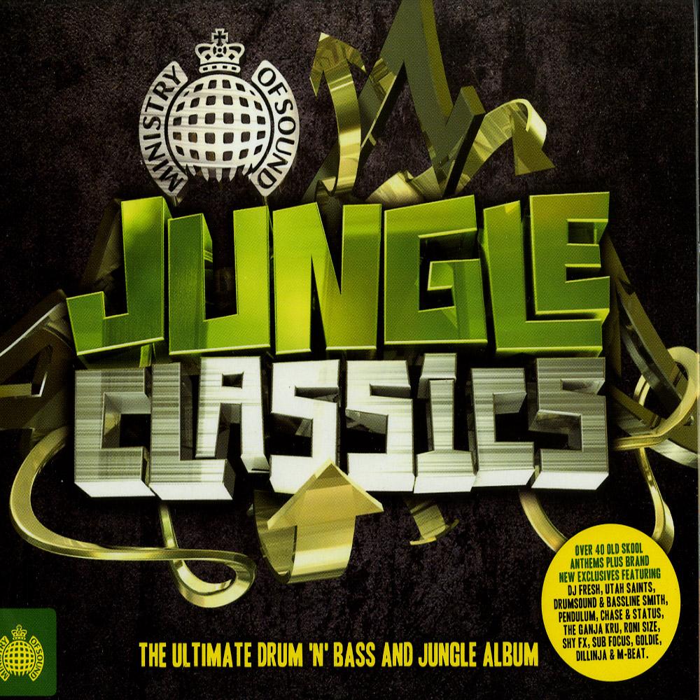 Various Artists - JUNGLE CLASSICS