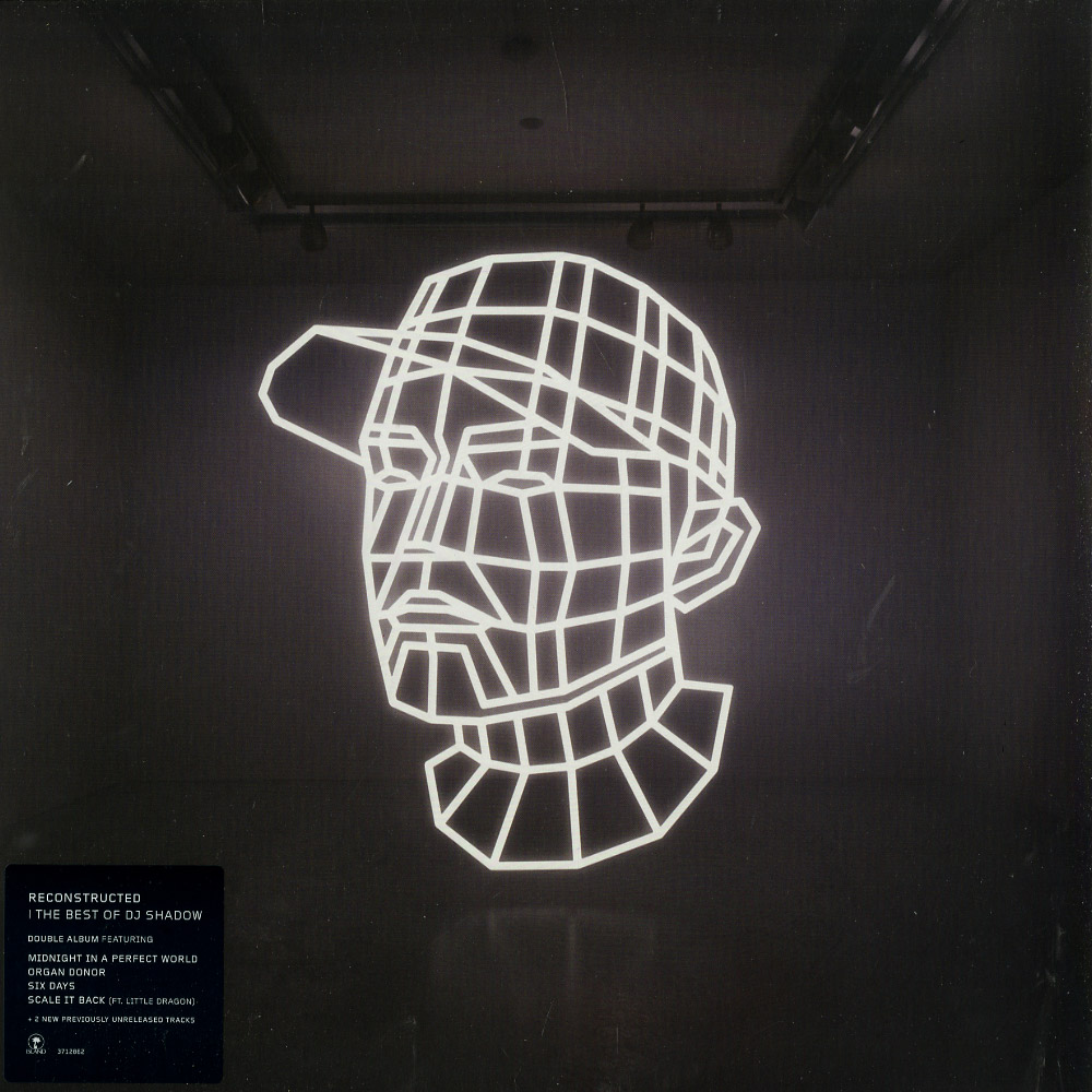 DJ Shadow - RECONSTRUCTED - THE BEST OF DJ SHADOW