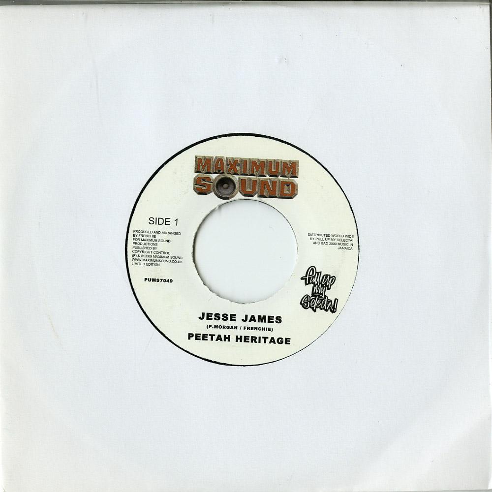 Peetah Heritage - JESSE JAMES