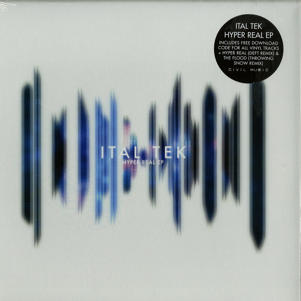 Ital Tek - HYPER REAL EP