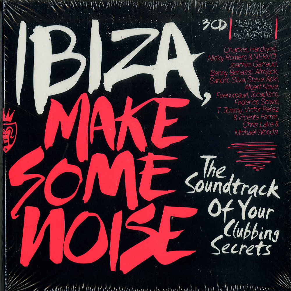 Various Artists - IBIZA MAKE SOME NOISE