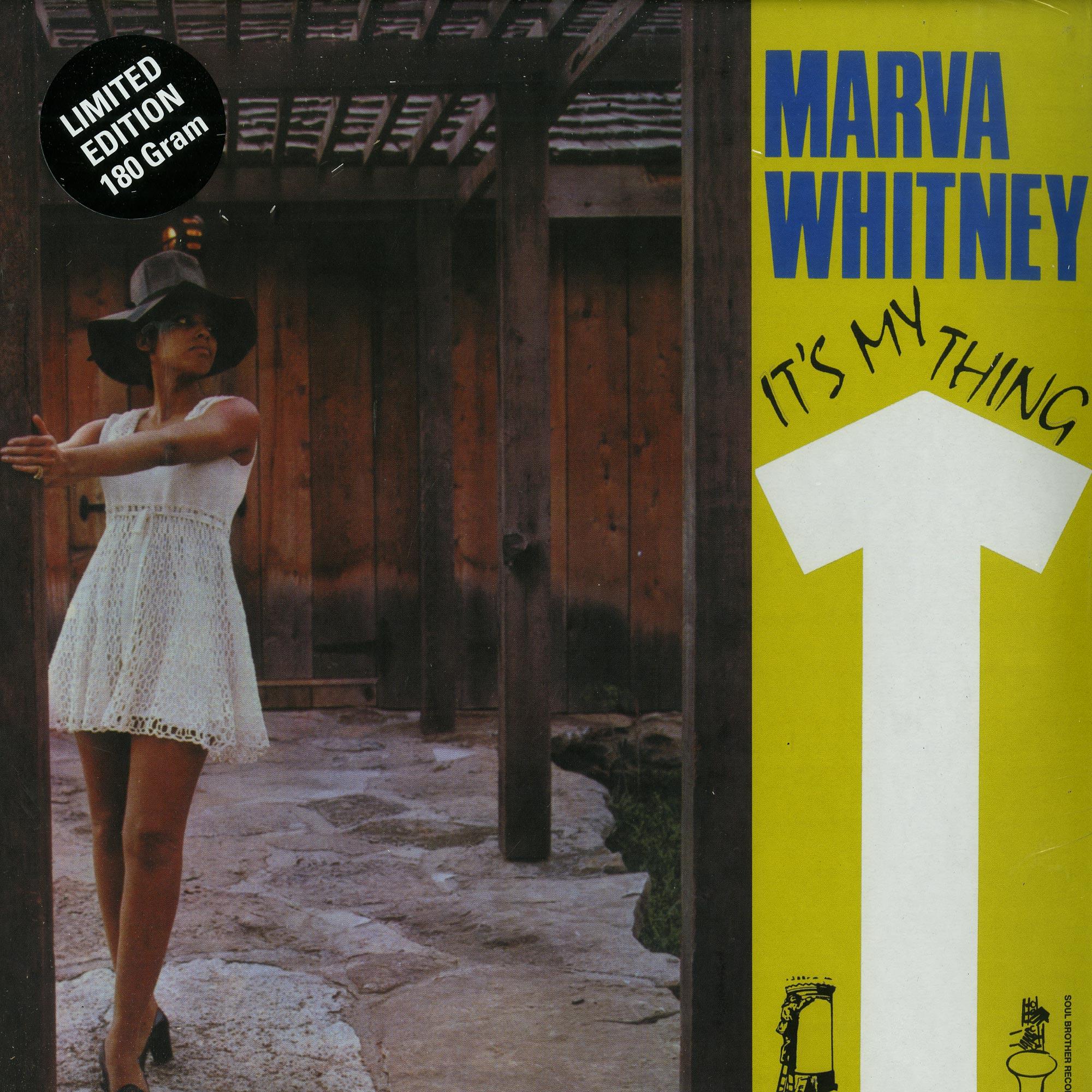 Marva Whitney - IT S MY THING