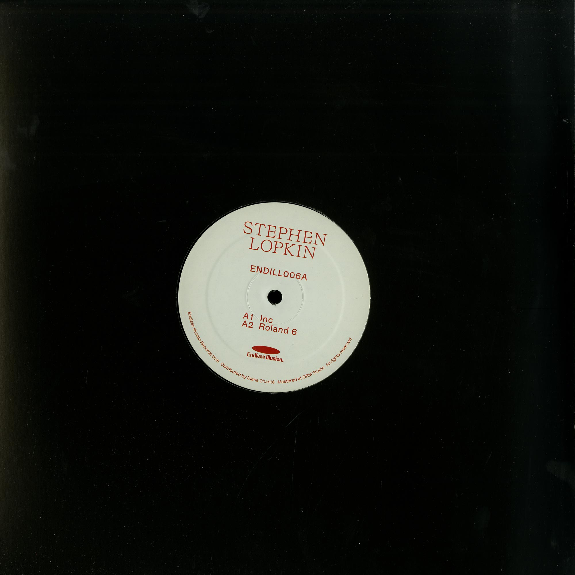 Stephen Lopkin / DimDJ - SPLIT EP