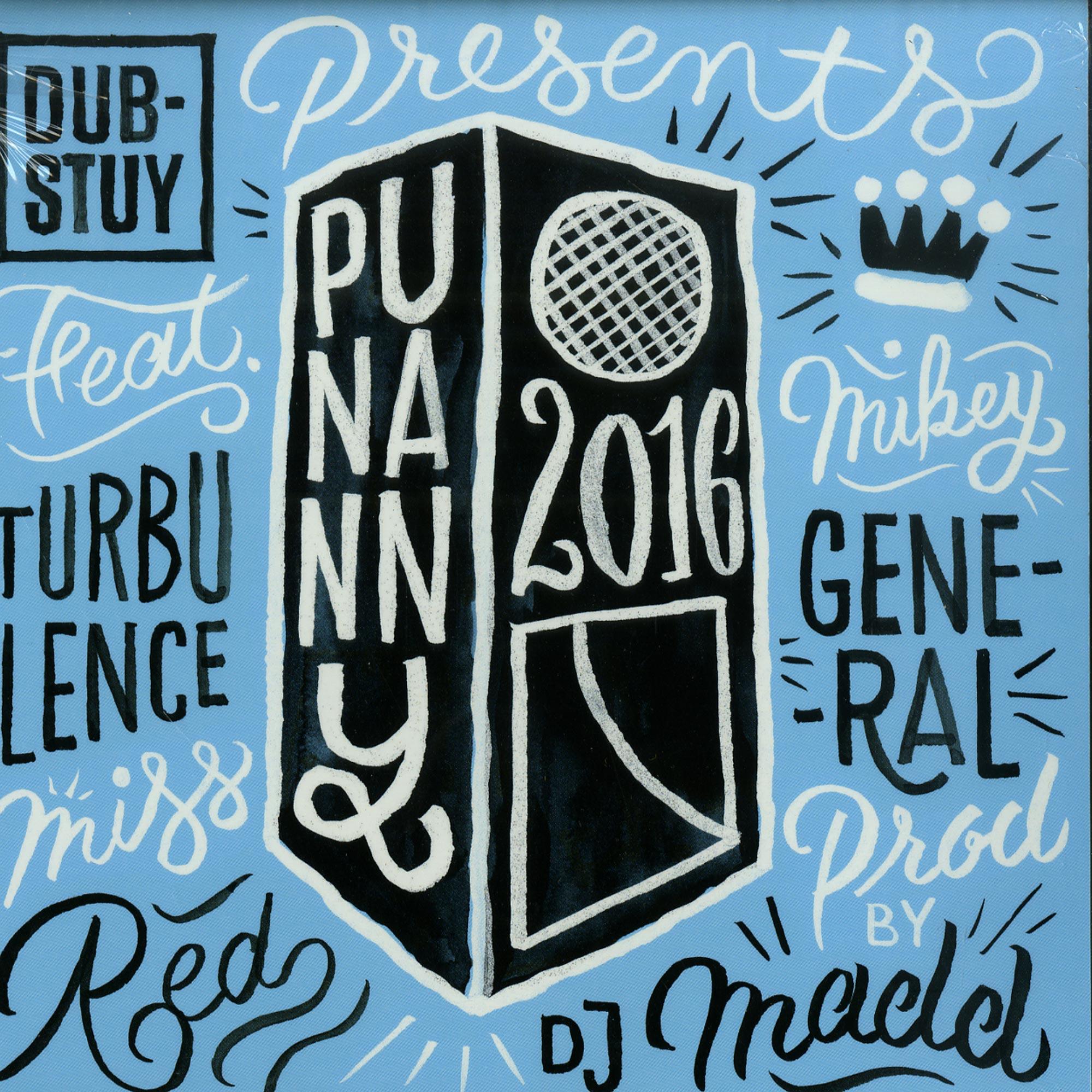 Various Artists - PUNANNY 2016