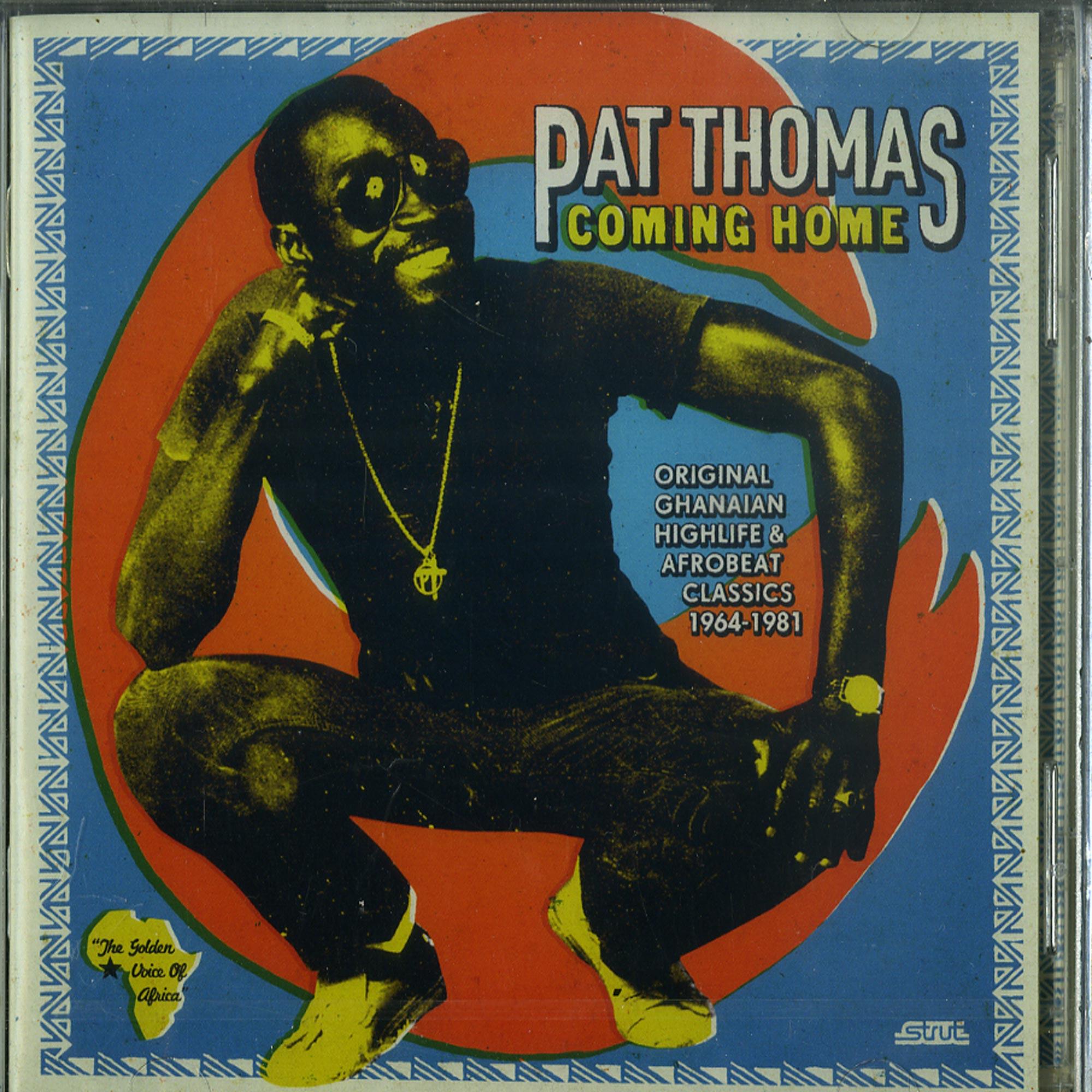 Pat Thomas - COMING HOME