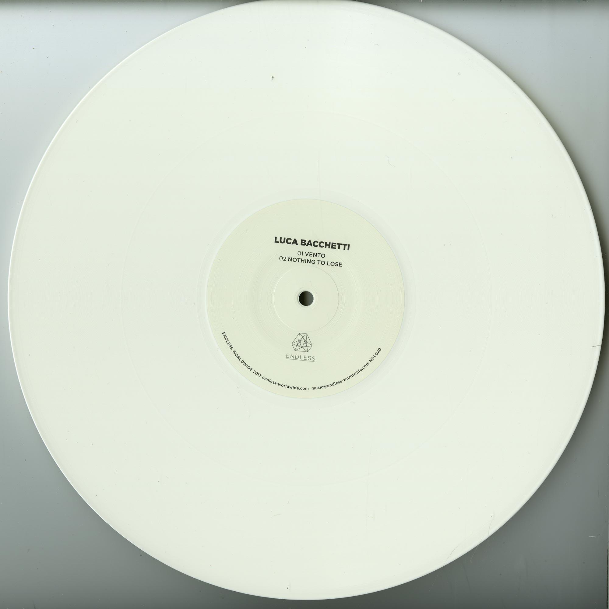 Pablo Bolivar / Luca Bacchetti - VENTO / HIDEAWAY EP