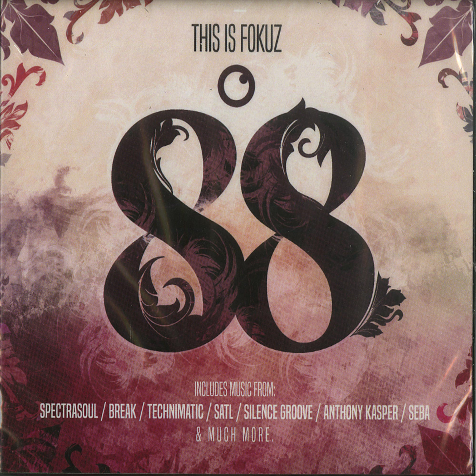 Various Artists - THIS IS FOKUZ 88