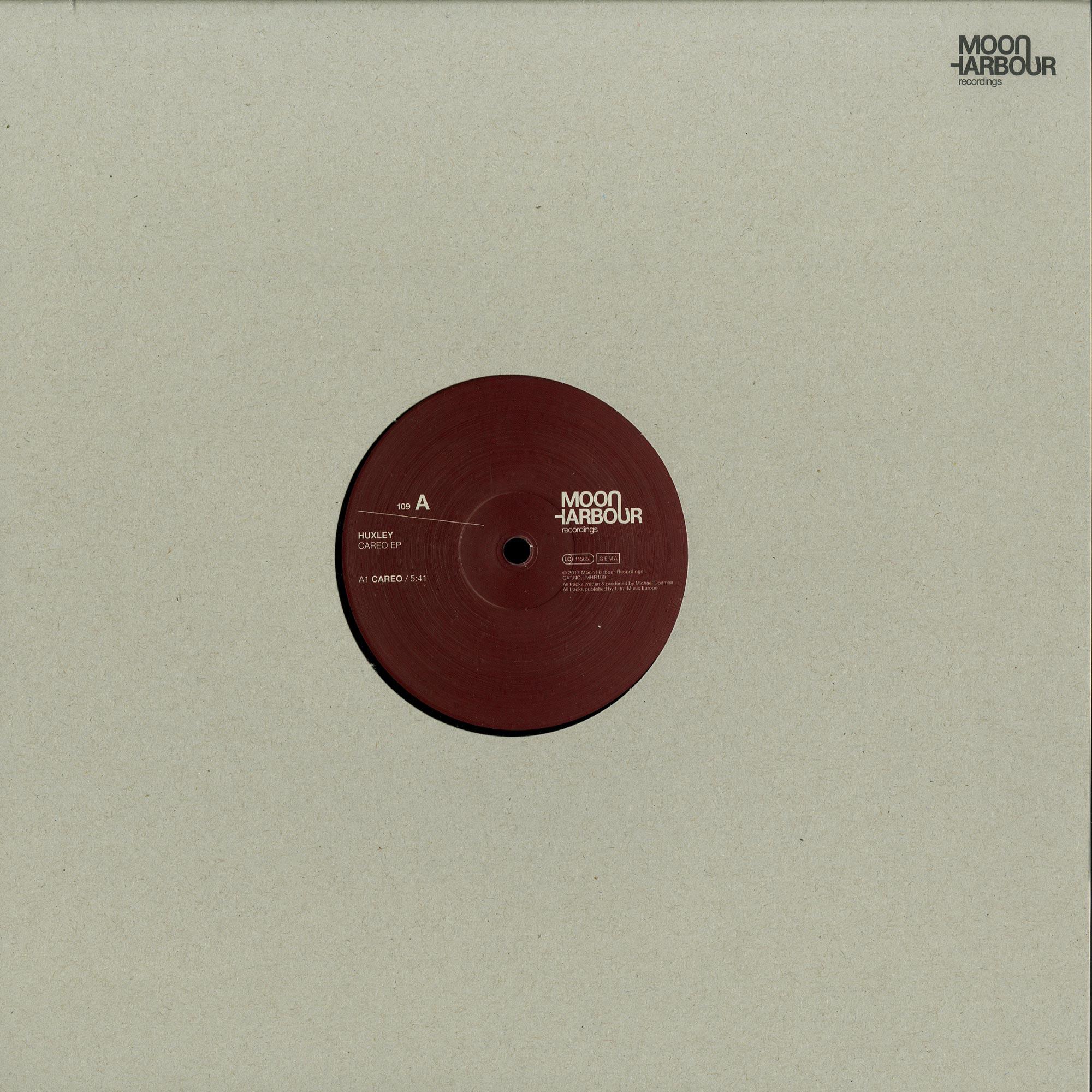 Huxley - CAREO EP