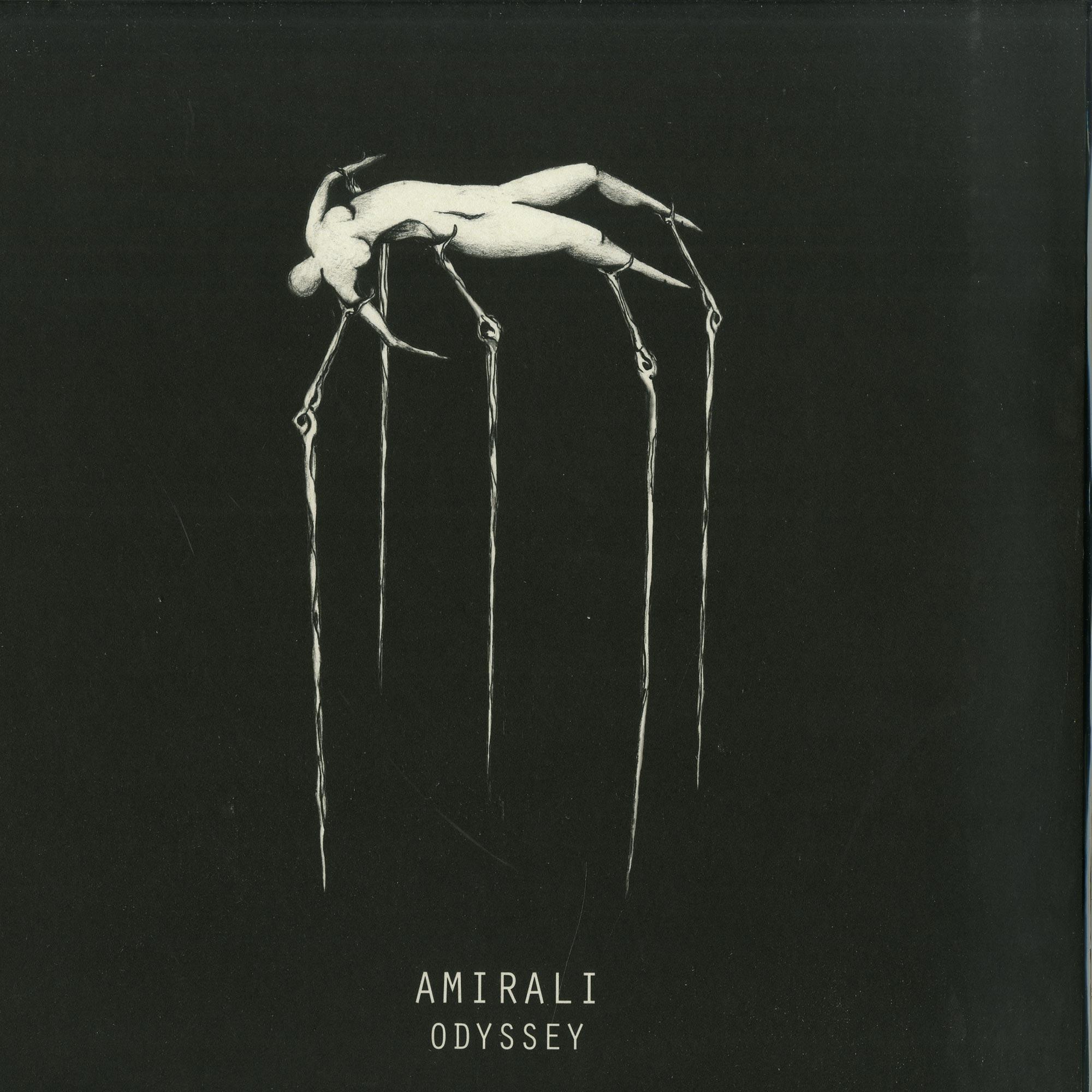 Amirali - ODYSSEY EP