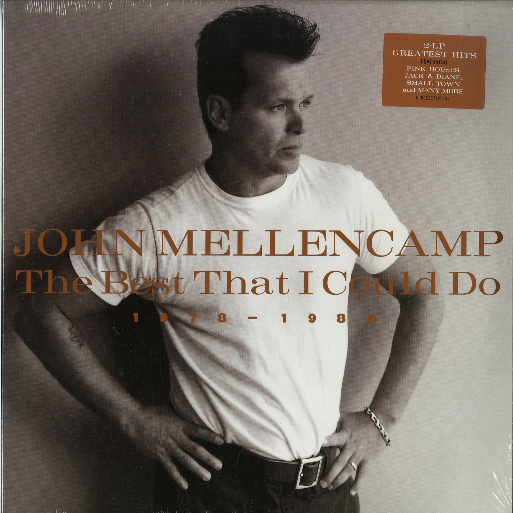John Mellencamp - THE BEST THAT I COULD DO 1978-88