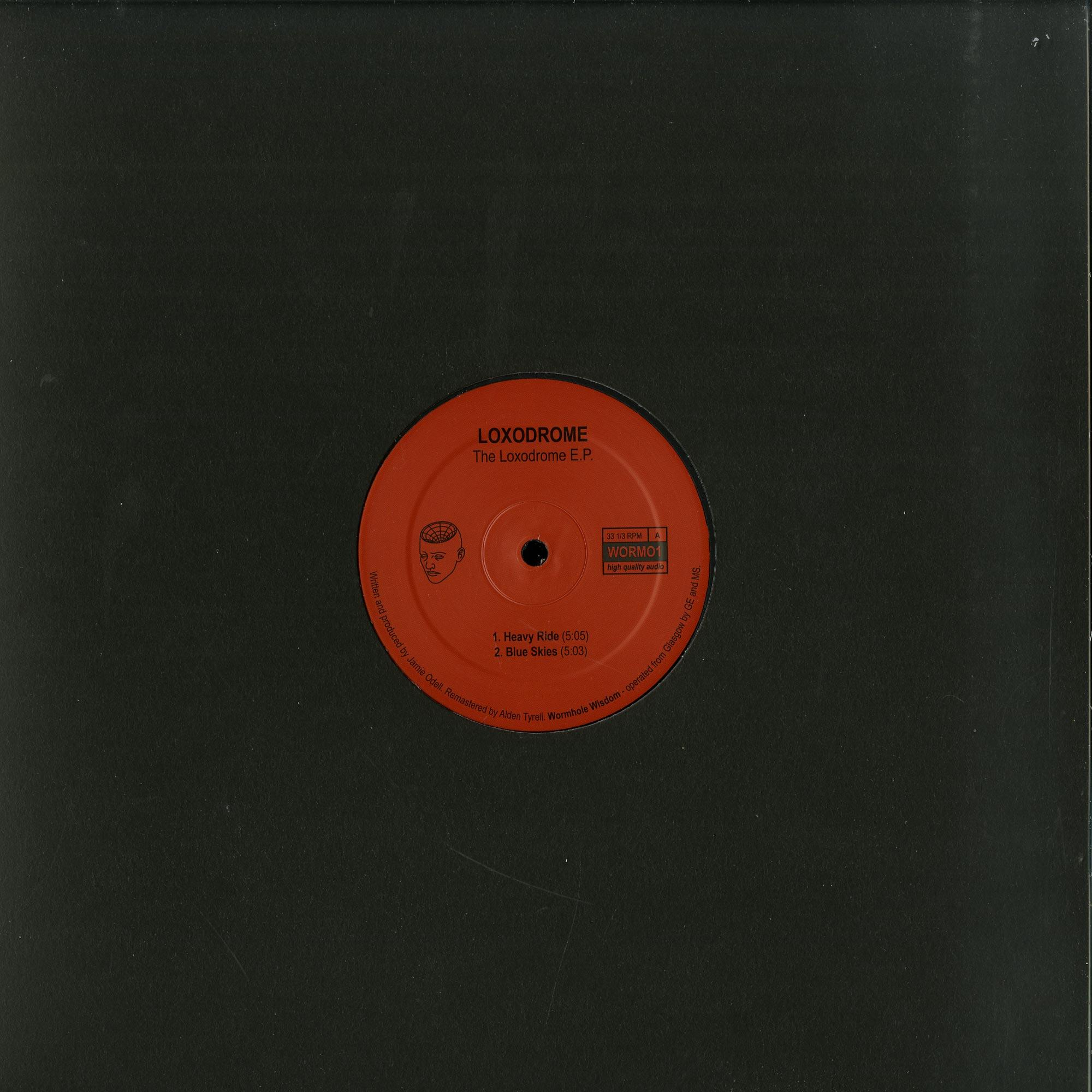 Loxodrome - THE LOXODROME EP