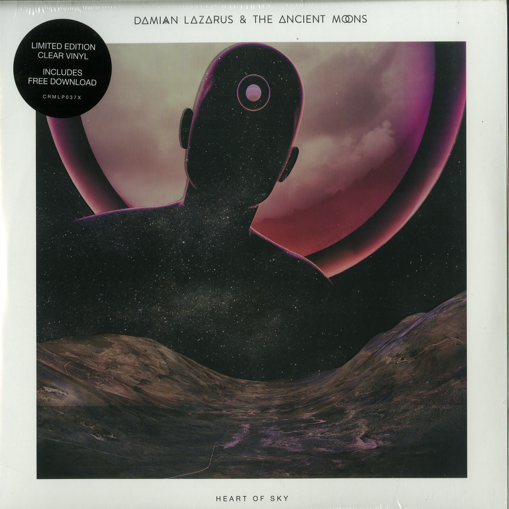 Damian Lazarus & The Ancient Moons - HEART OF SKY